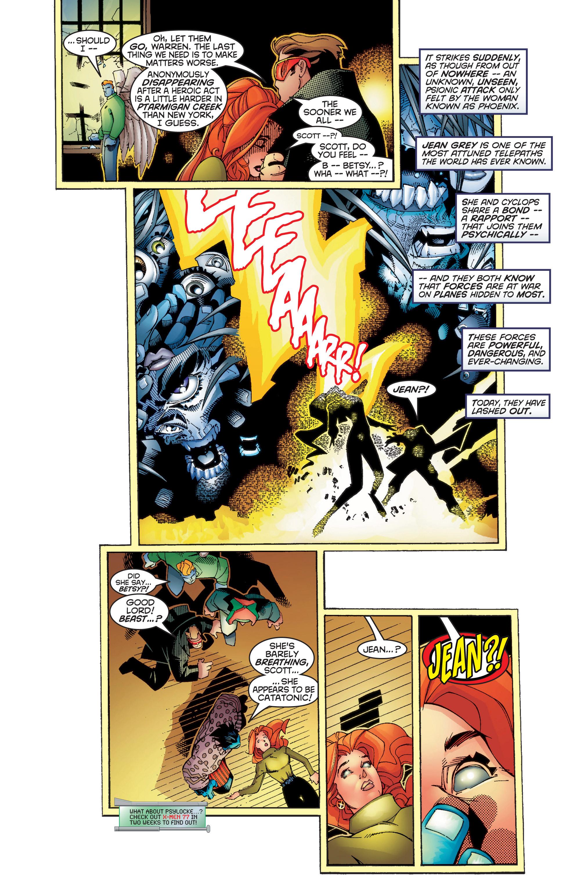 Read online Uncanny X-Men (1963) comic -  Issue #358 - 12