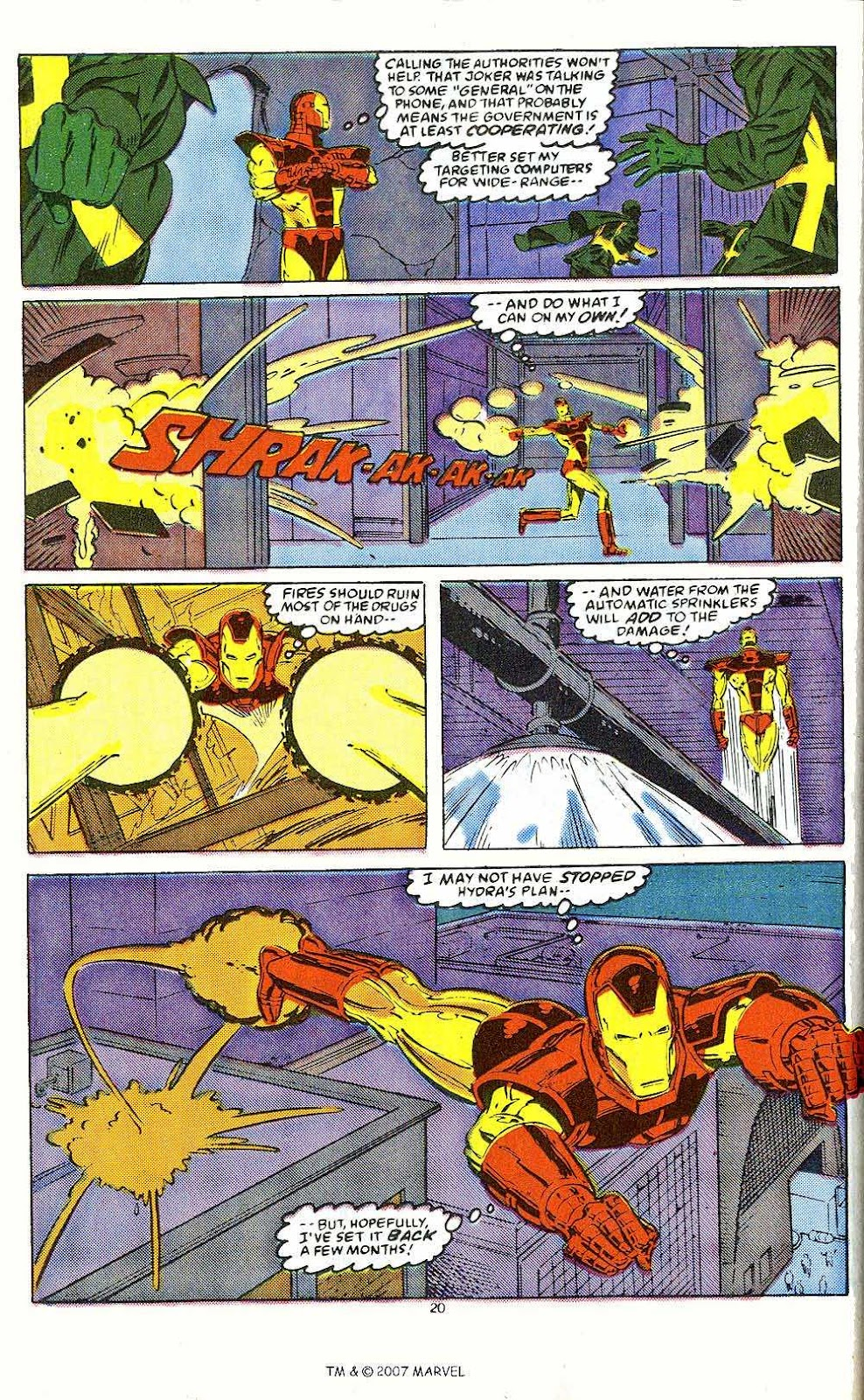 Iron Man Annual issue 10 - Page 22