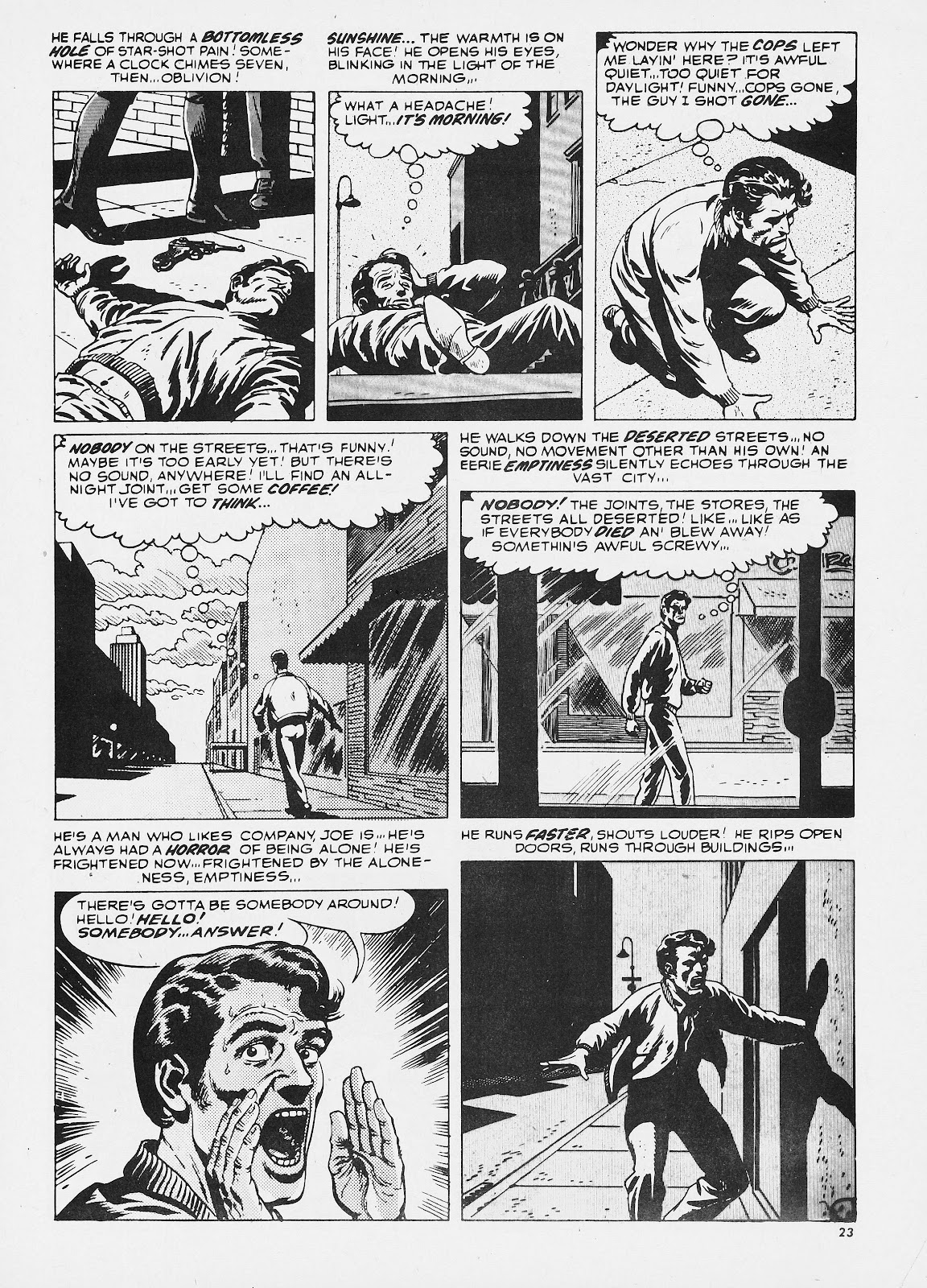 Haunt of Horror issue 1 - Page 23