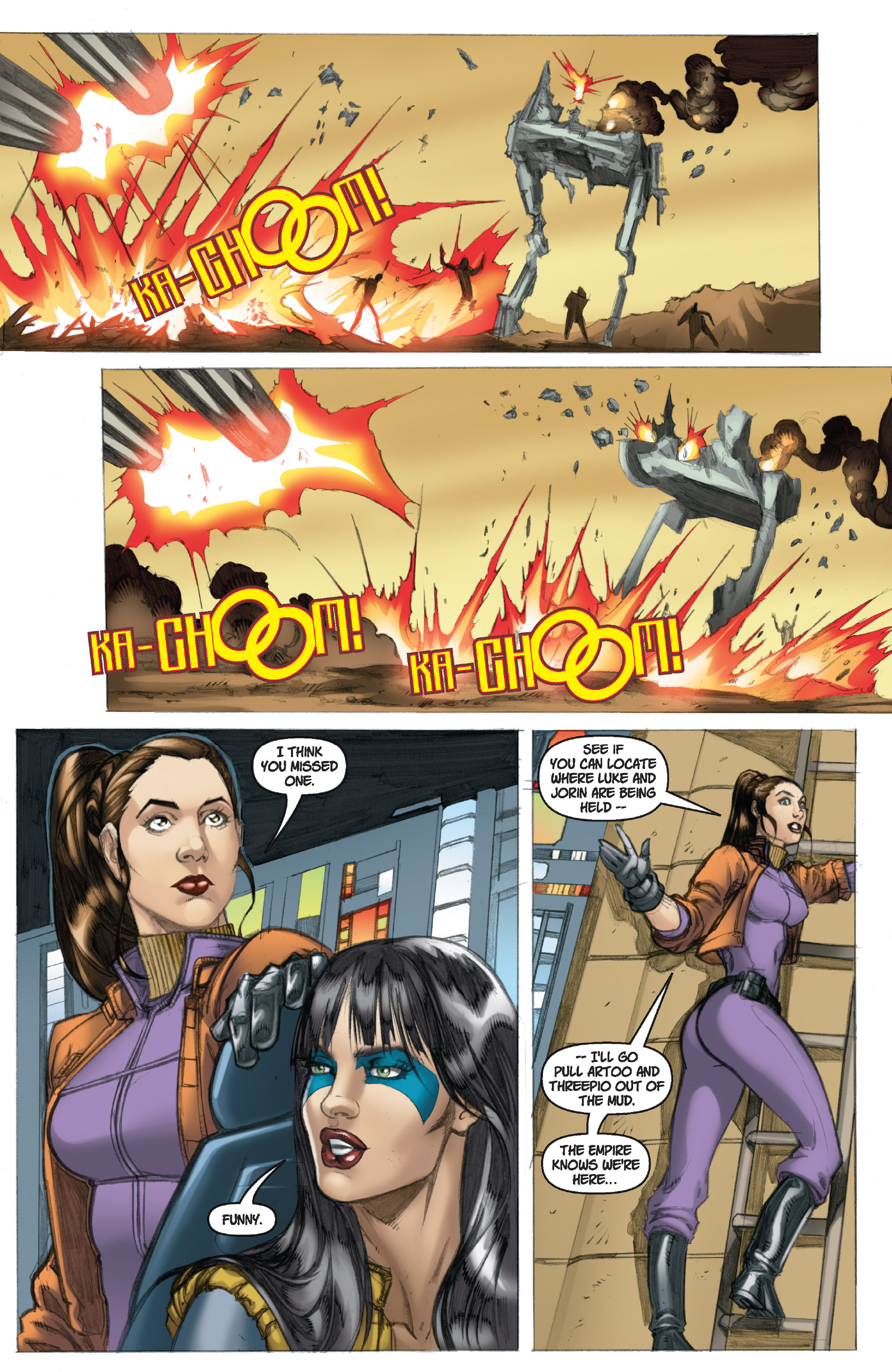 Read online Star Wars Omnibus comic -  Issue # Vol. 20 - 152