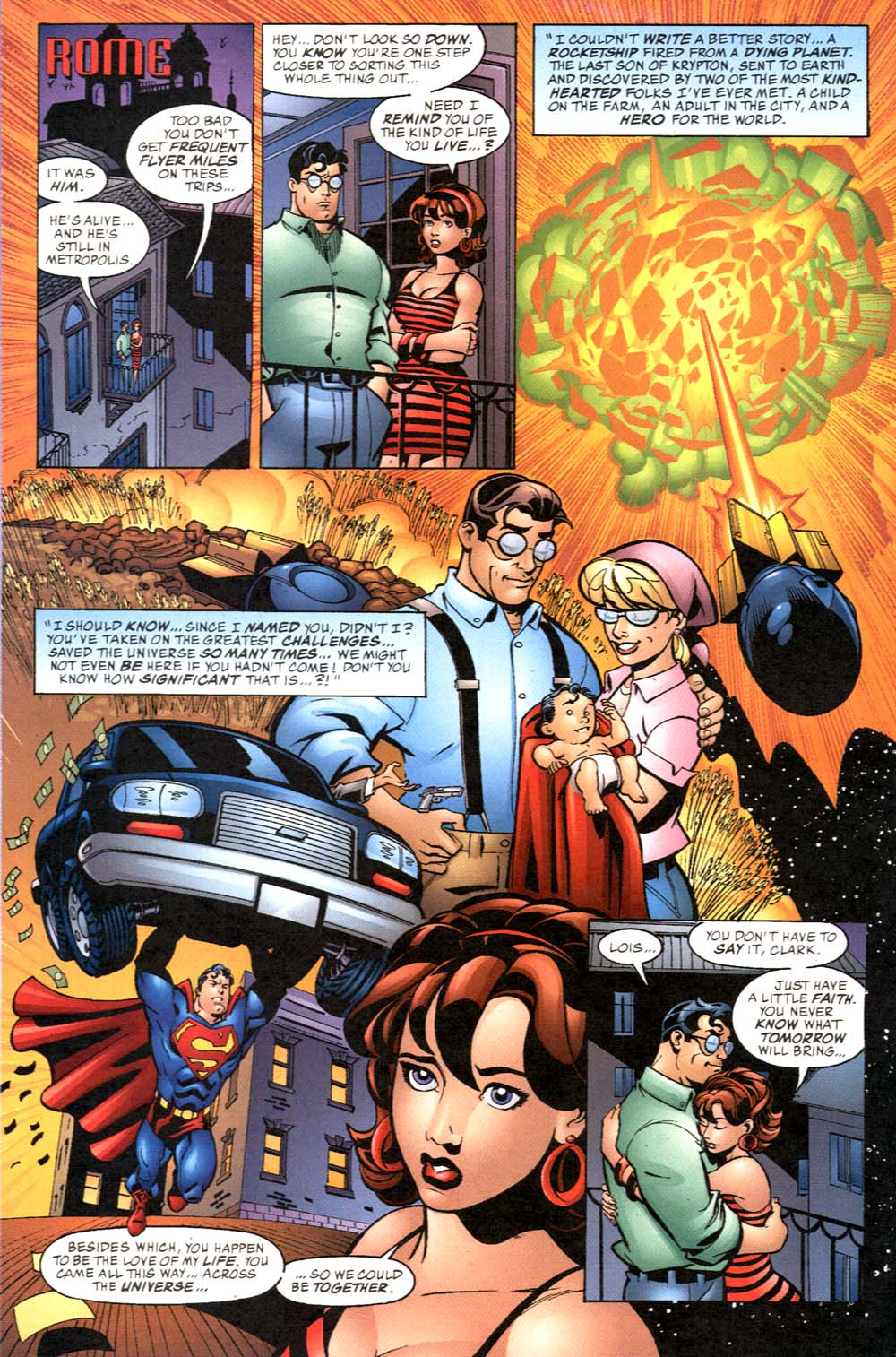 Read online Adventures of Superman (1987) comic -  Issue #600 - 18