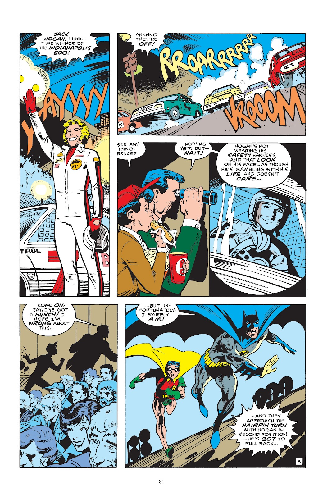 Read online Detective Comics (1937) comic -  Issue # _TPB Batman - The Dark Knight Detective 1 (Part 1) - 81