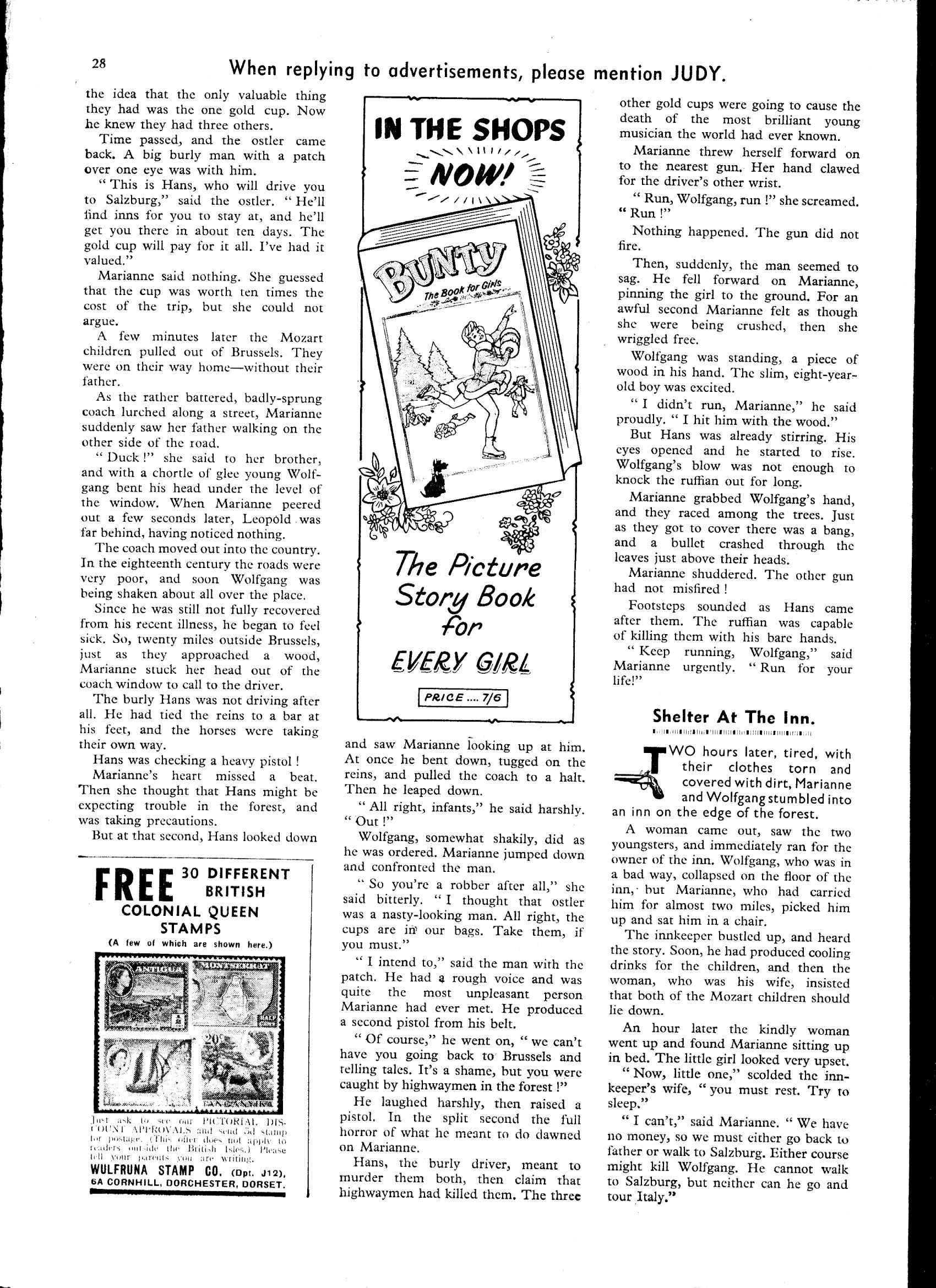 Read online Judy comic -  Issue #38 - 28