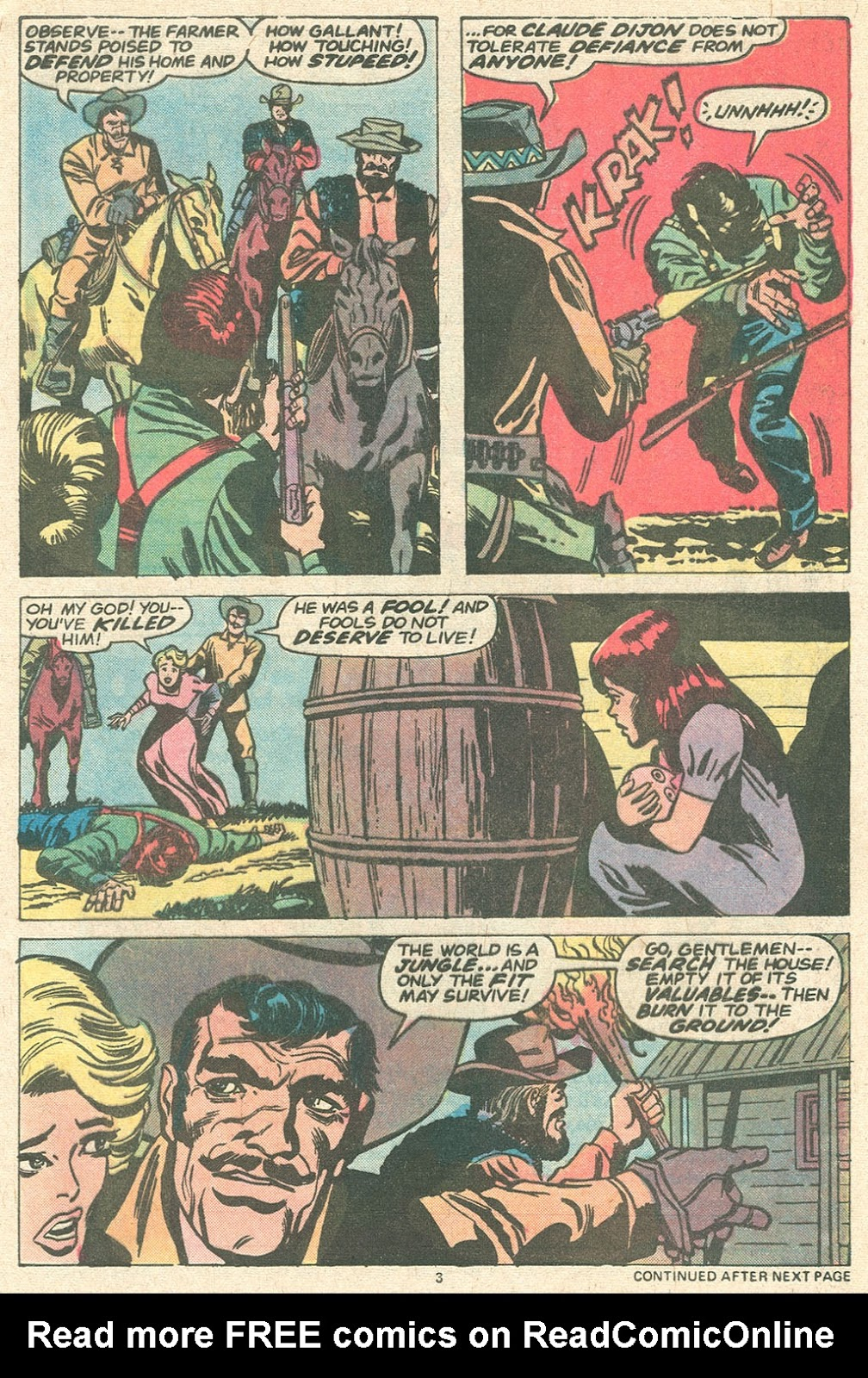 The Rawhide Kid (1955) issue 147 - Page 5