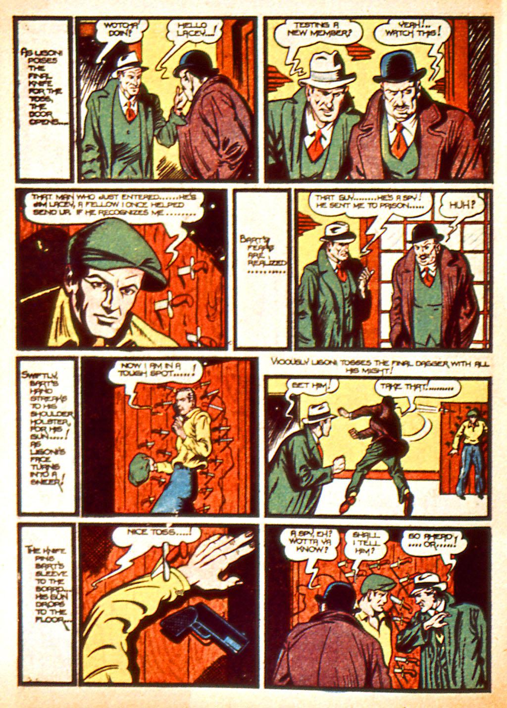 Read online Detective Comics (1937) comic -  Issue #37 - 21