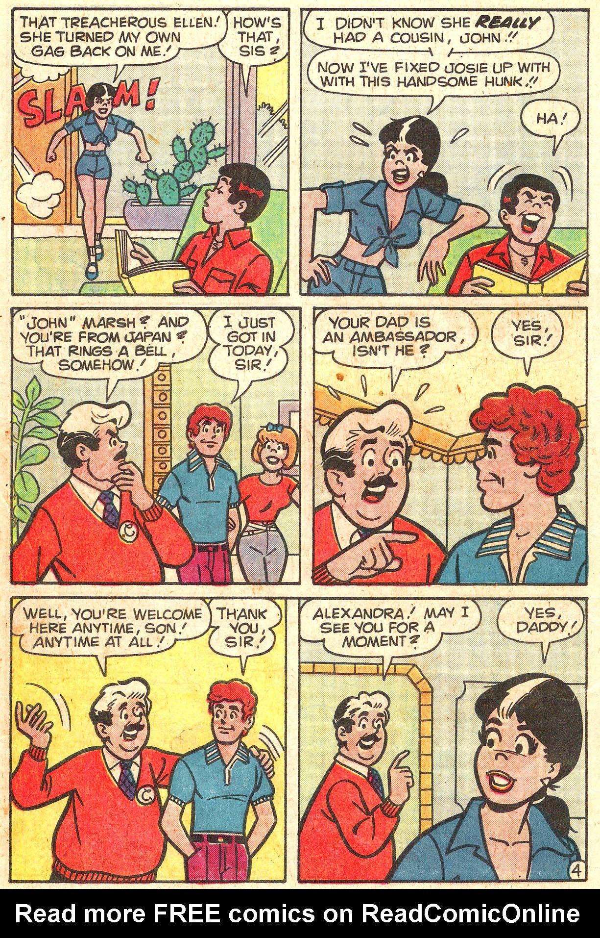 Read online She's Josie comic -  Issue #100 - 6