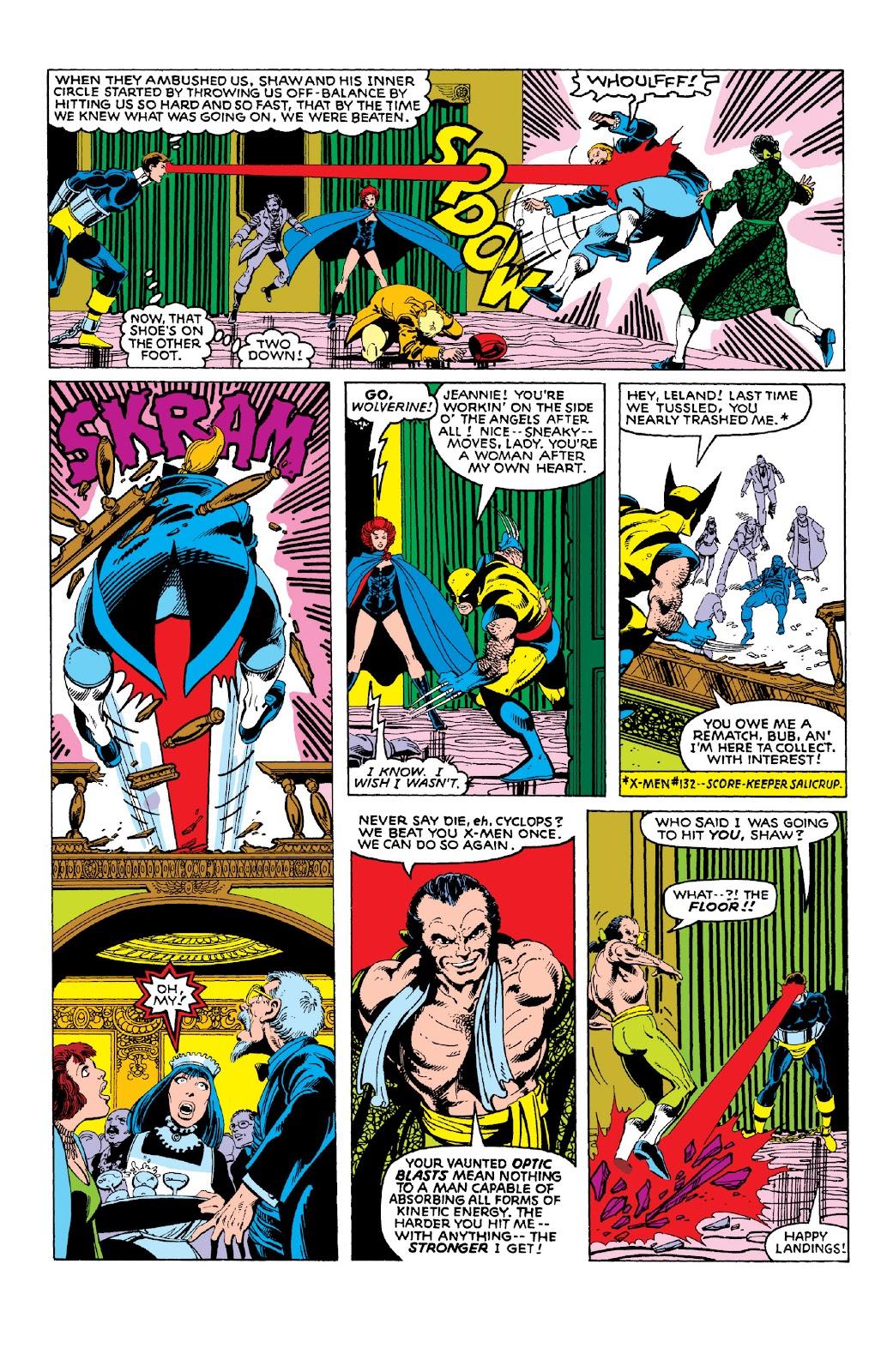 Read online X-Men Milestones: Dark Phoenix Saga comic -  Issue # TPB (Part 1) - 100