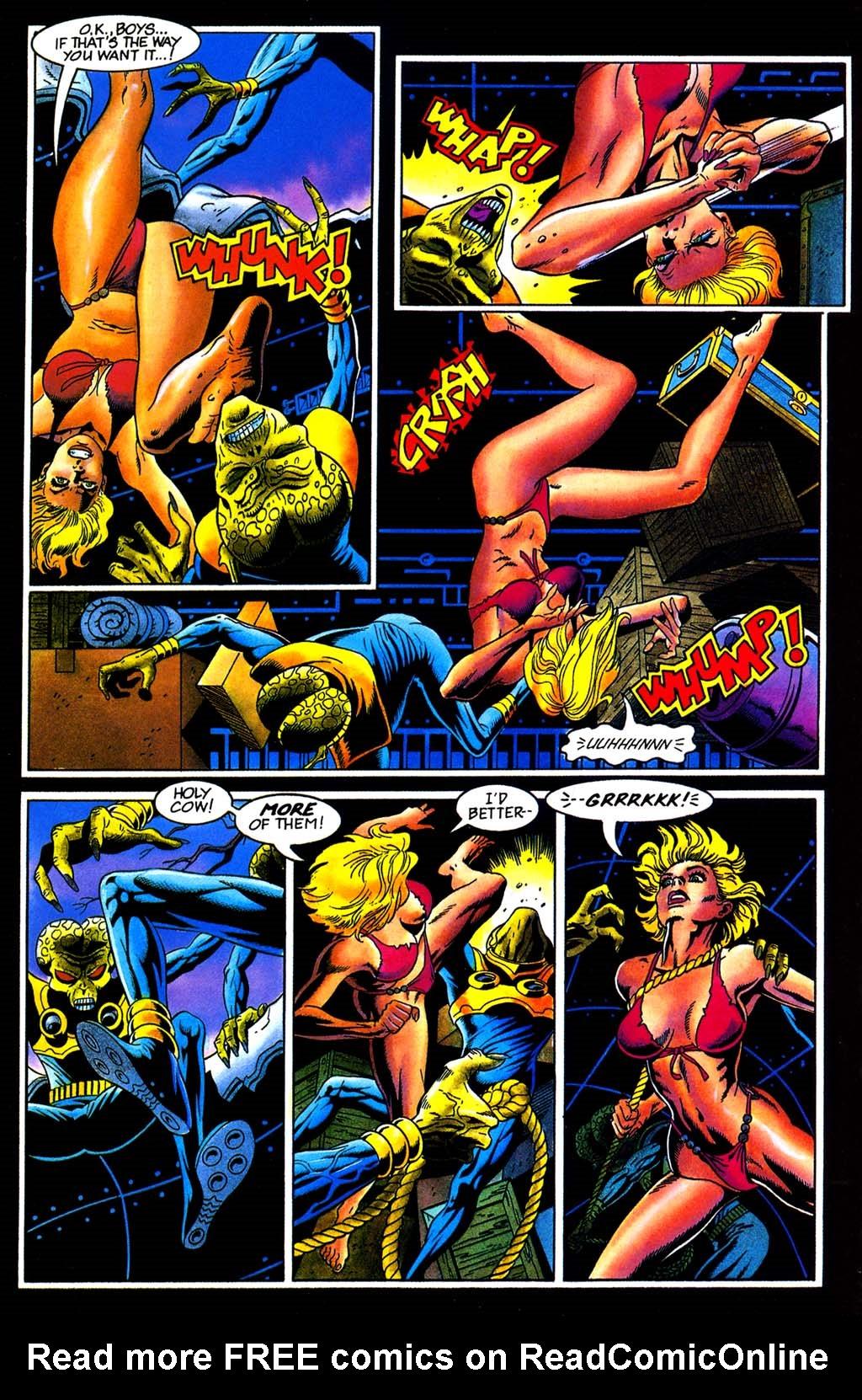 Read online Turok, Dinosaur Hunter (1993) comic -  Issue #32 - 5