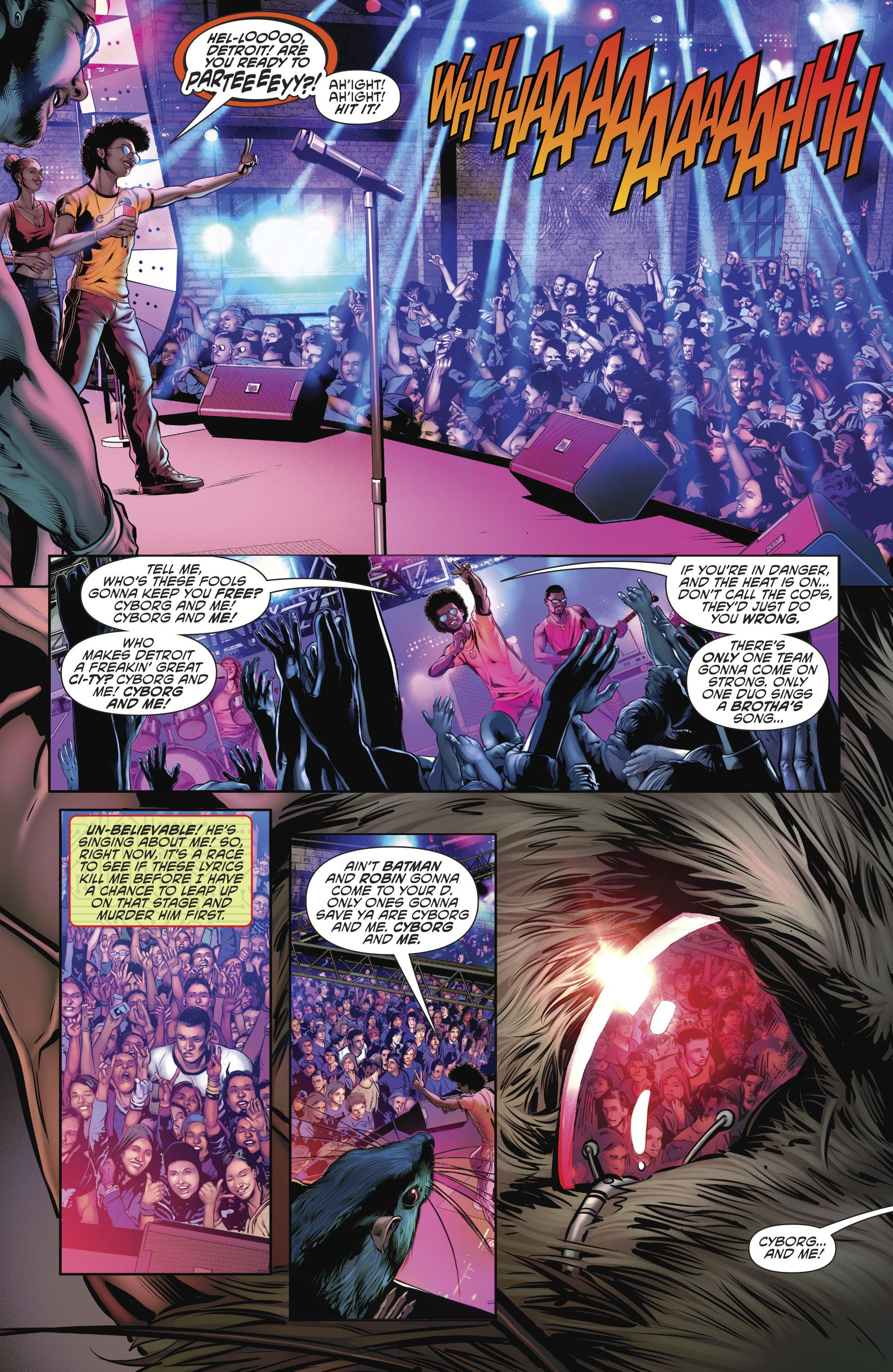Read online Cyborg (2016) comic -  Issue #12 - 10