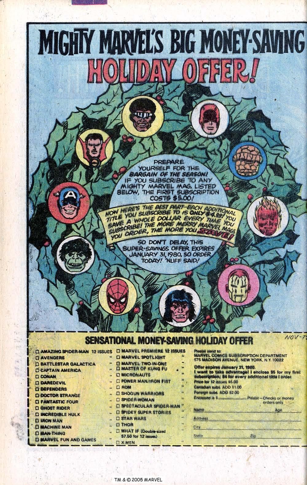 Read online Uncanny X-Men (1963) comic -  Issue # _Annual 3 - 30