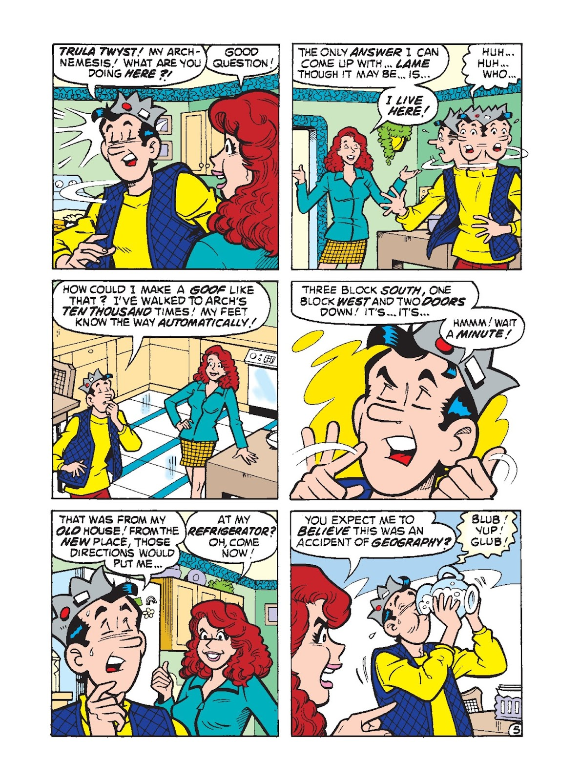 Archie 1000 Page Comics Digest issue TPB_(Part_4) - Page 56
