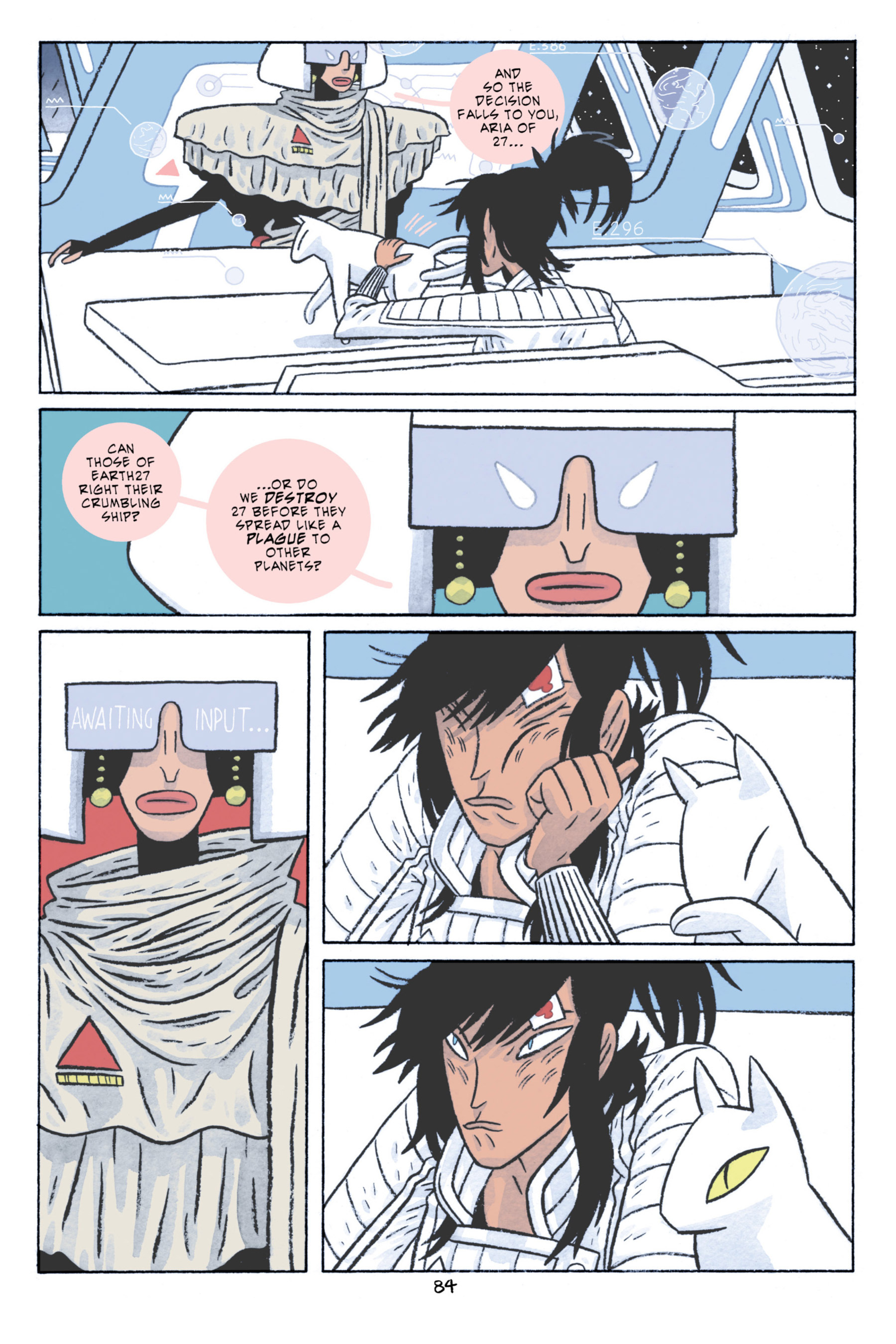 Read online ApocalyptiGirl: An Aria for the End Times comic -  Issue #ApocalyptiGirl: An Aria for the End Times Full - 91