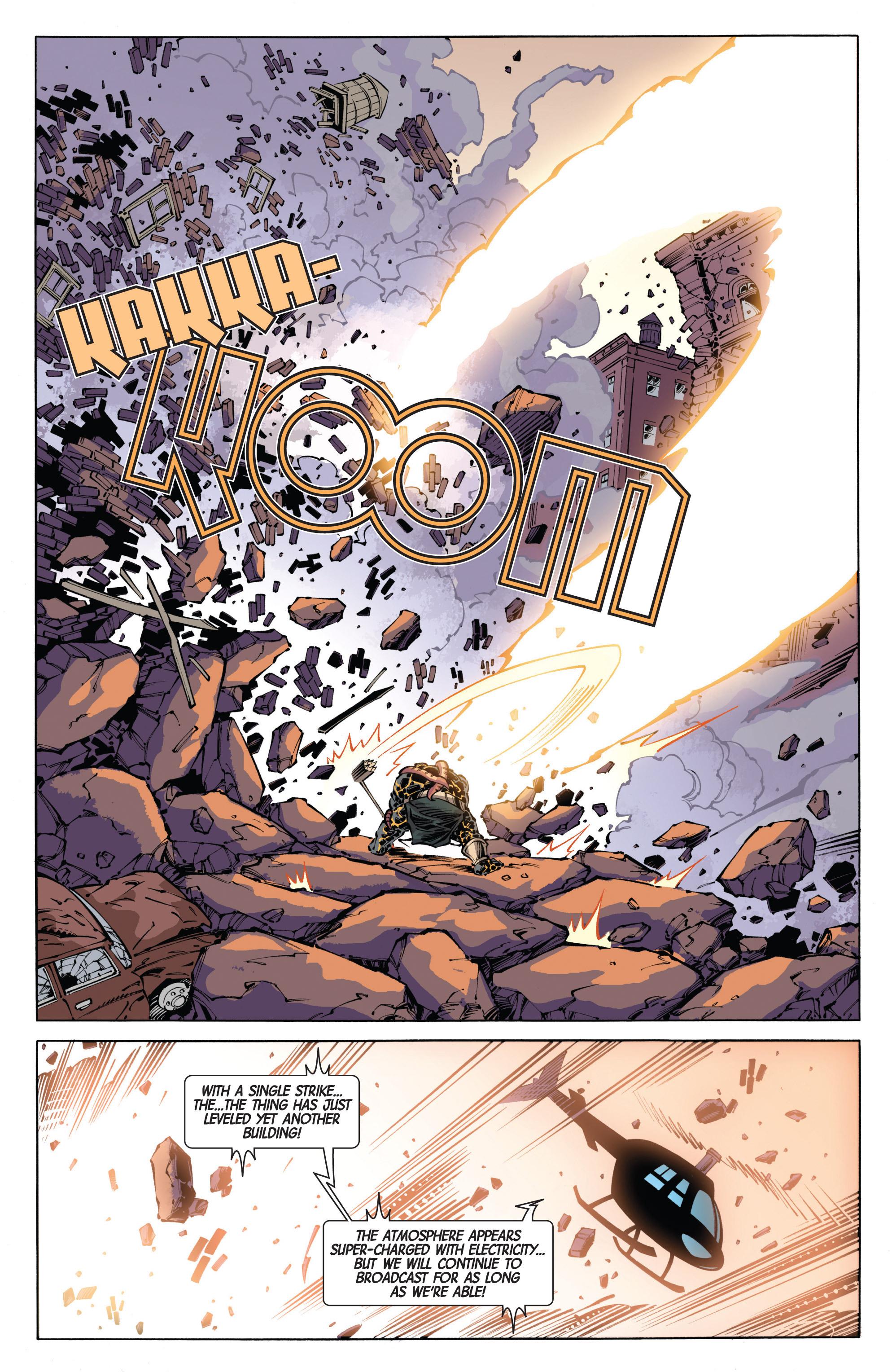 Read online Fear Itself: FF comic -  Issue # Full - 5