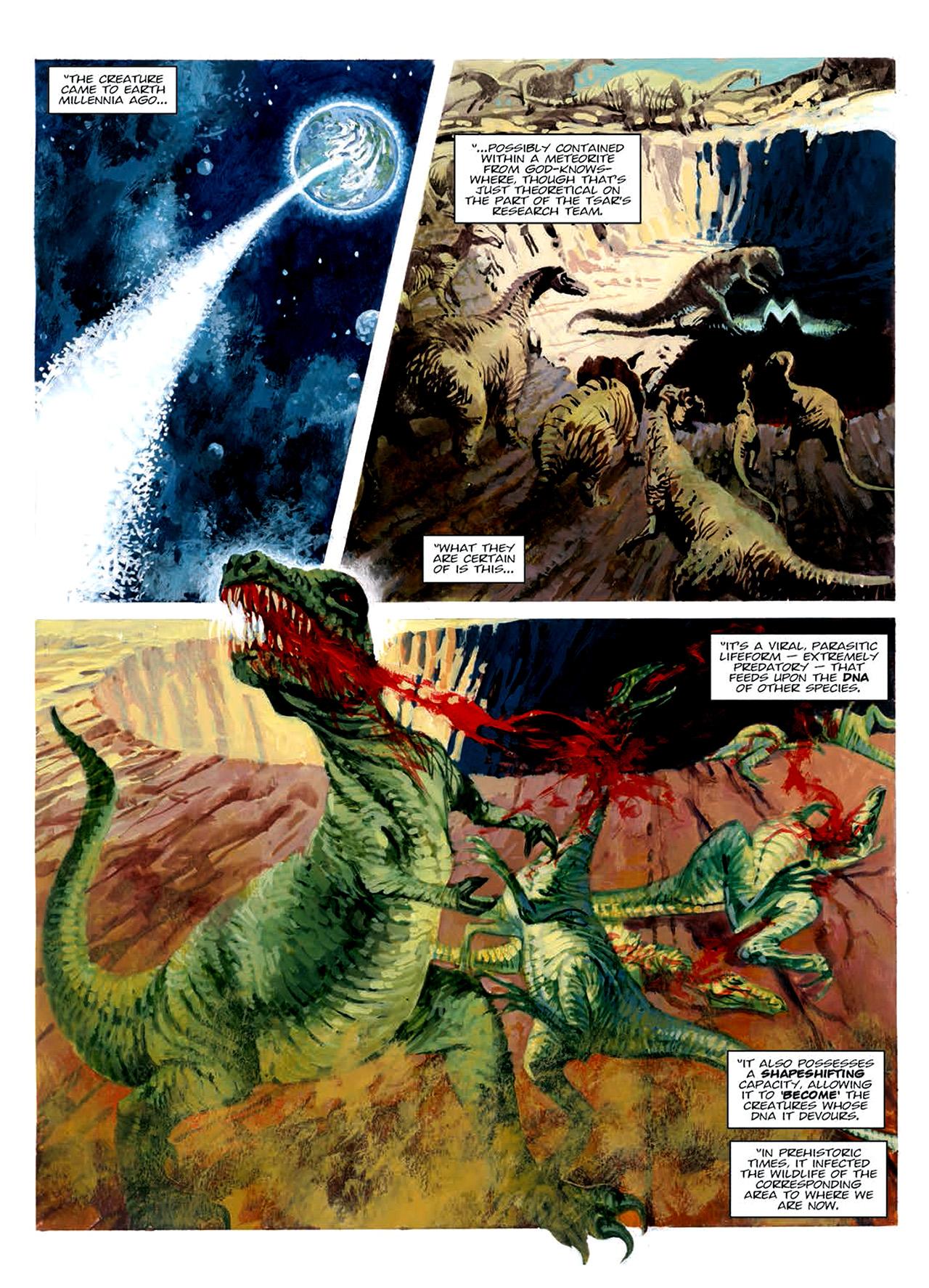 Read online Nikolai Dante comic -  Issue # TPB 6 - 186