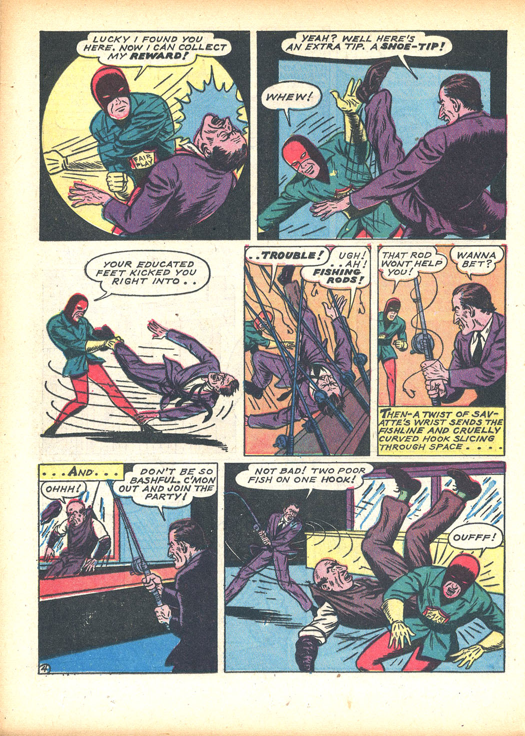 Read online Sensation (Mystery) Comics comic -  Issue #13 - 38