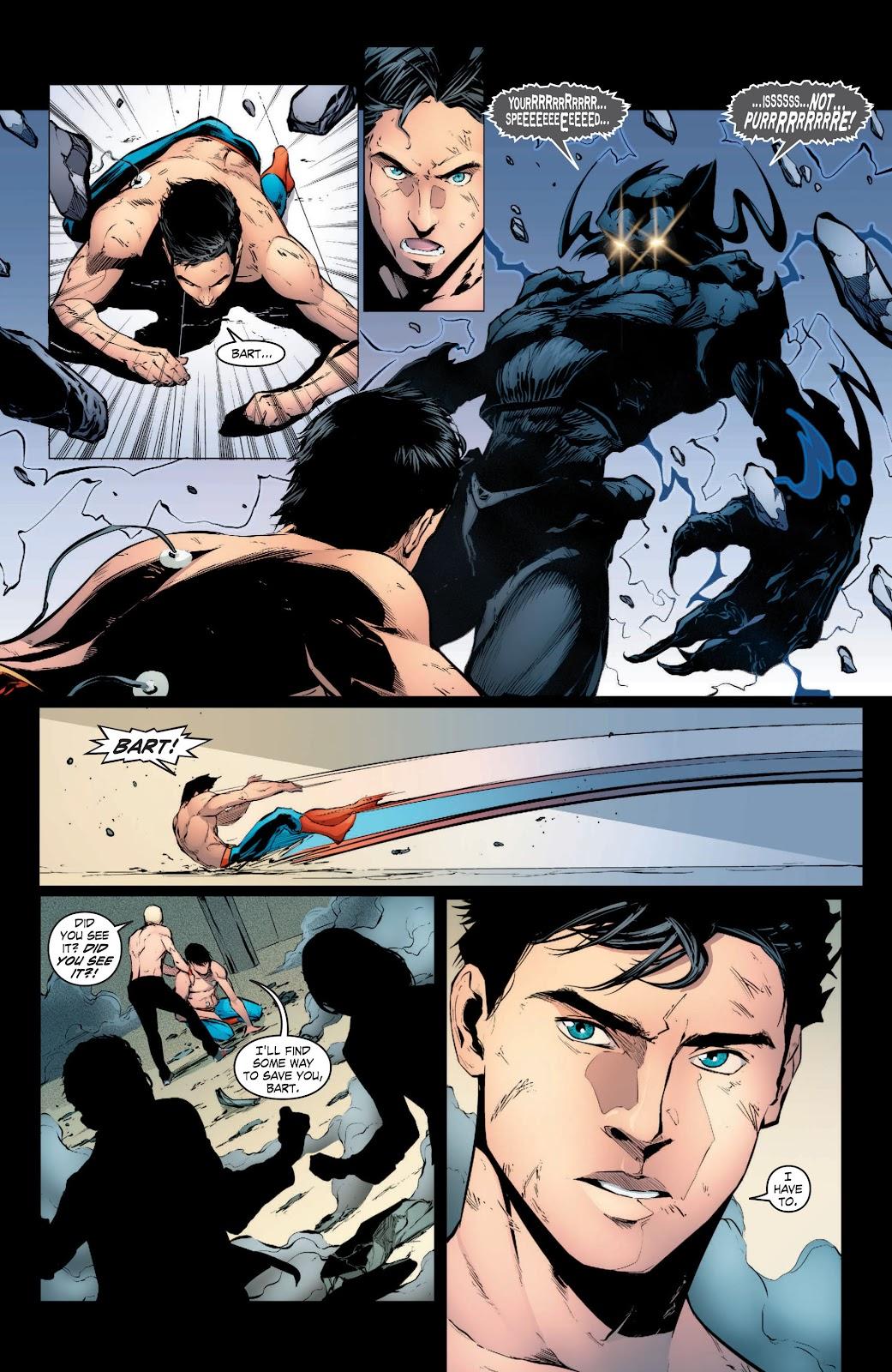 Read online Smallville Season 11 [II] comic -  Issue # TPB 3 - 58