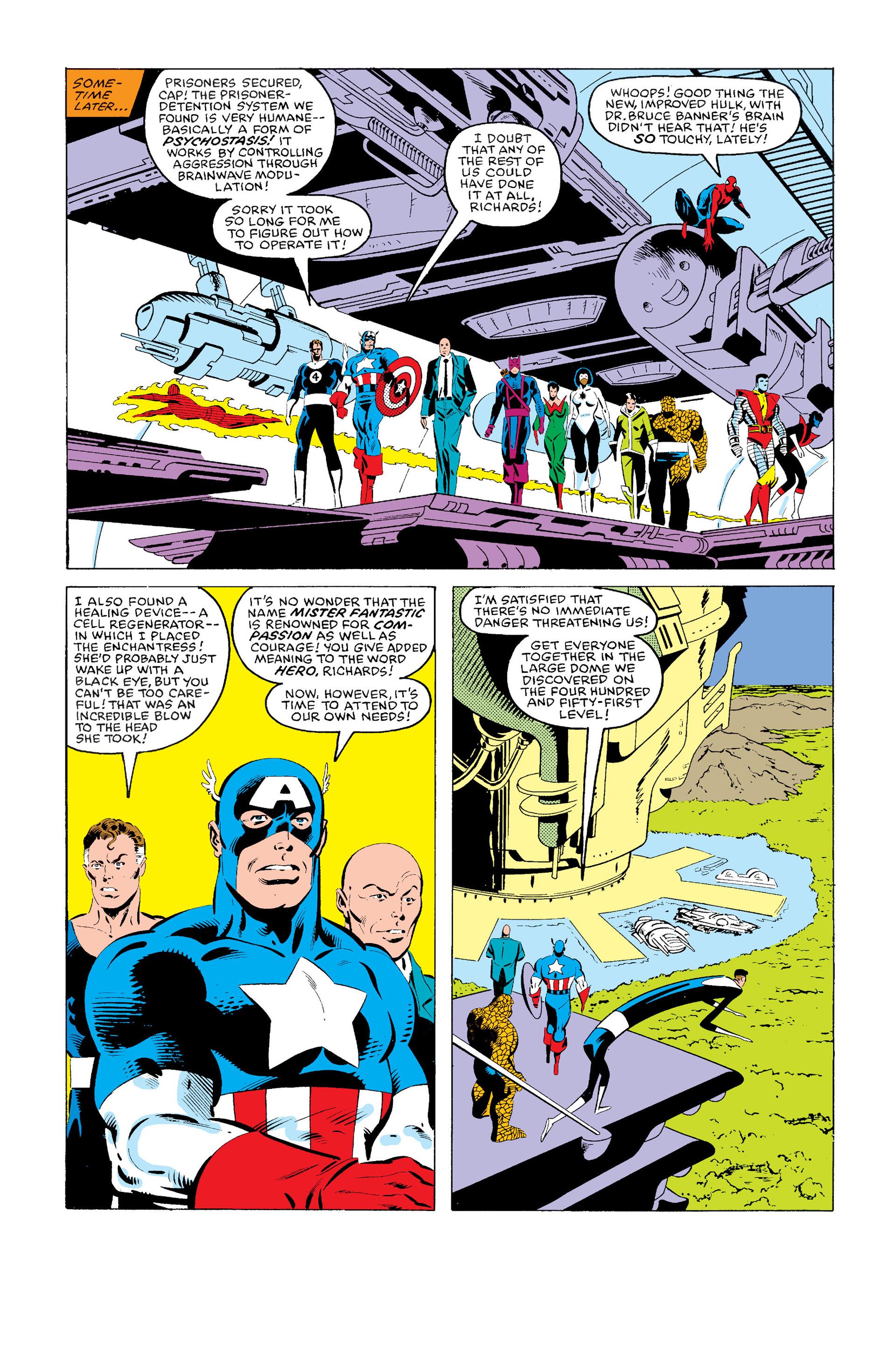 Read online Secret Wars (1985) comic -  Issue #2 - 13