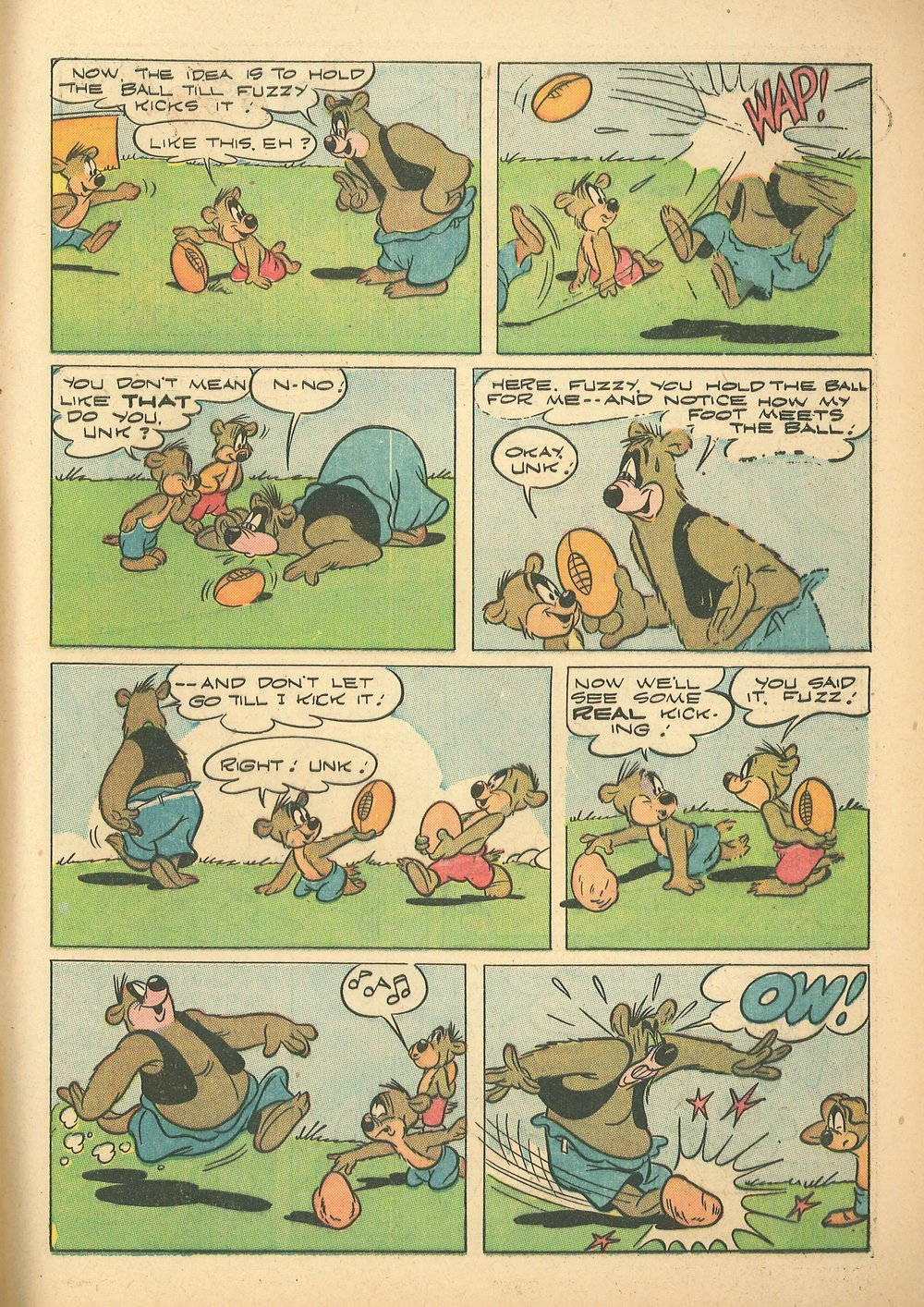 Our Gang with Tom & Jerry issue 59 - Page 47