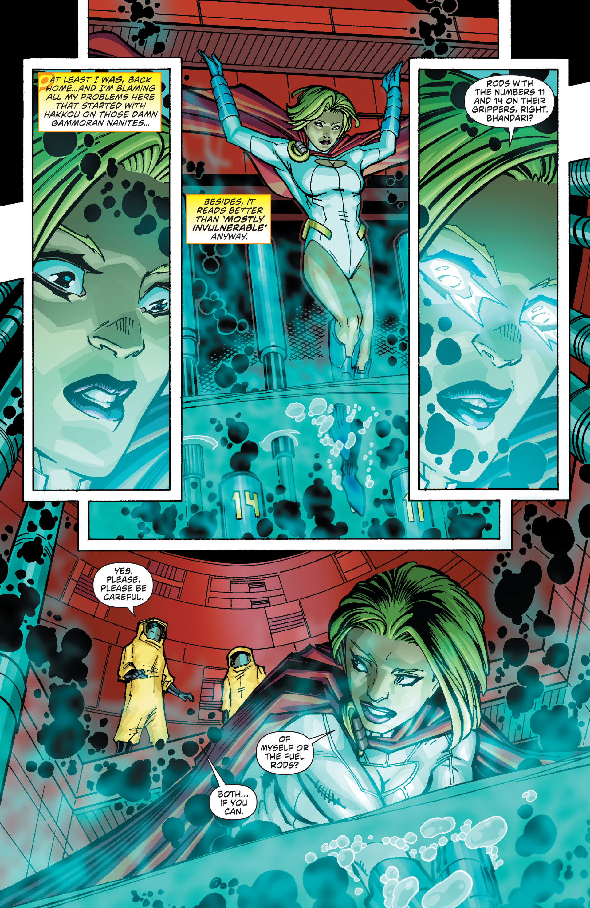 Read online Worlds' Finest comic -  Issue #24 - 15