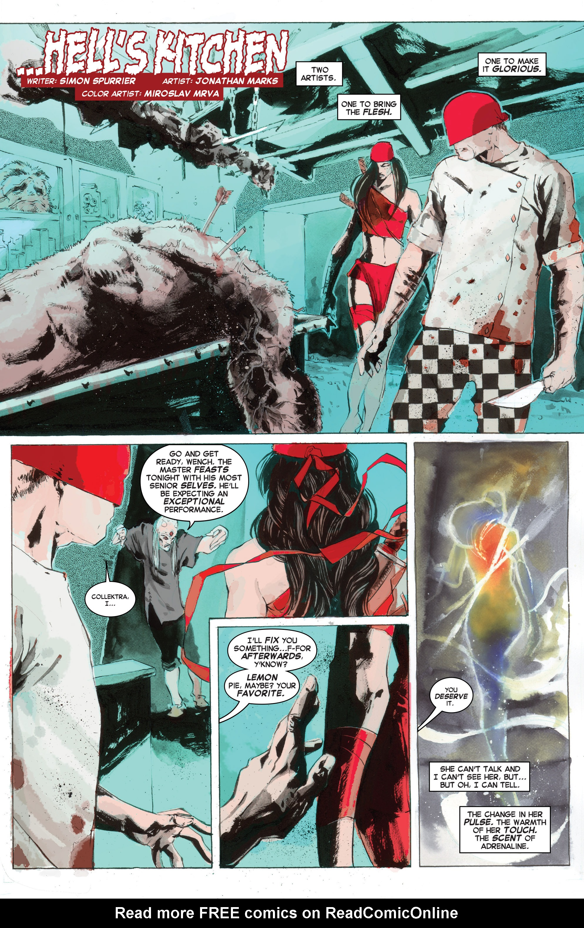 Read online Secret Wars Journal/Battleworld comic -  Issue # TPB - 39