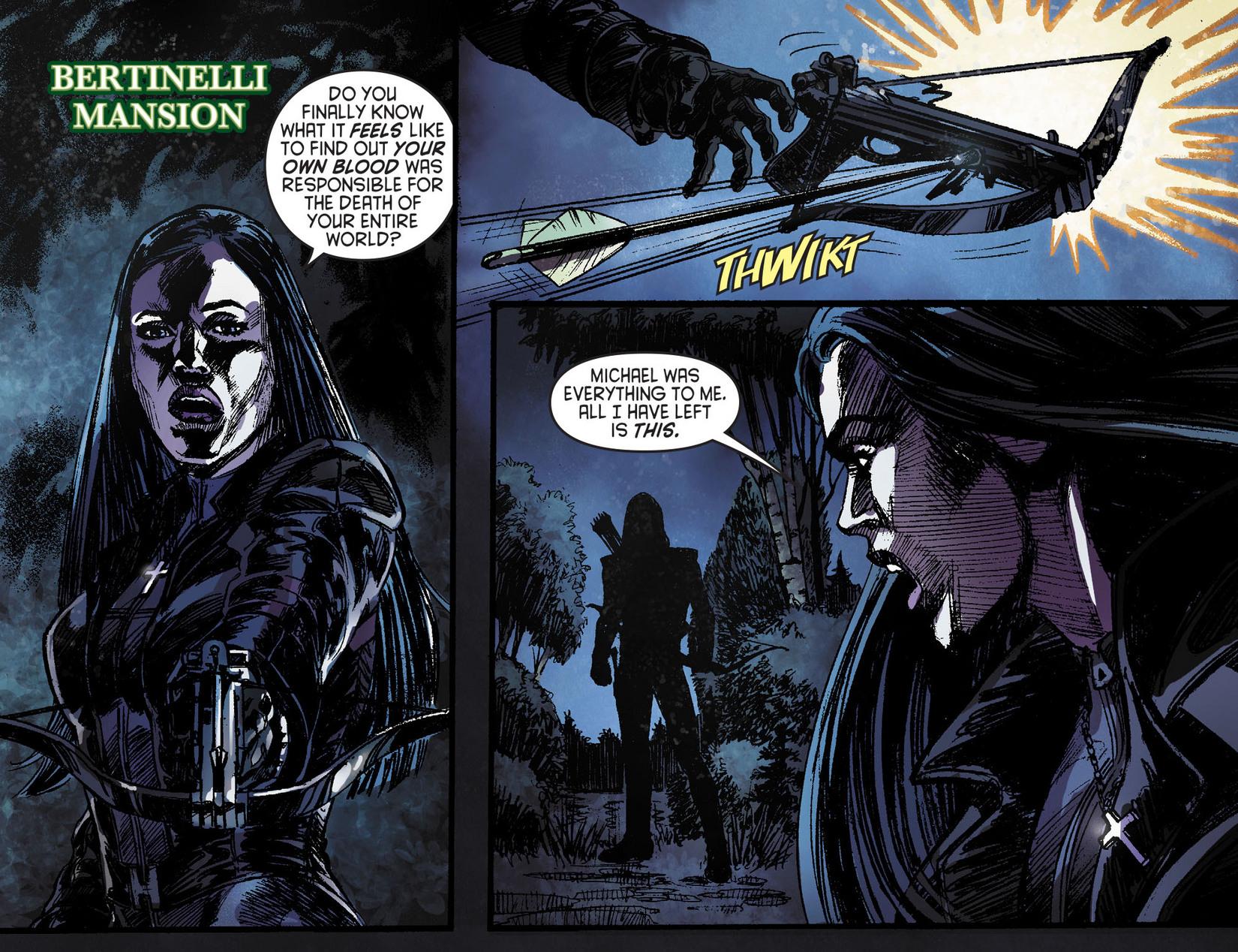Read online Arrow [II] comic -  Issue #11 - 3
