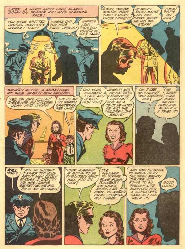 Green Lantern (1941) issue 8 - Page 5