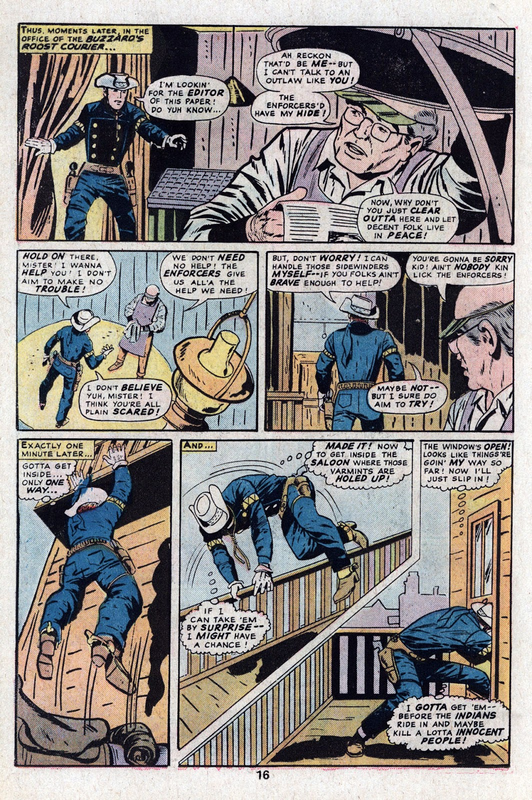 The Rawhide Kid (1955) issue 130 - Page 18