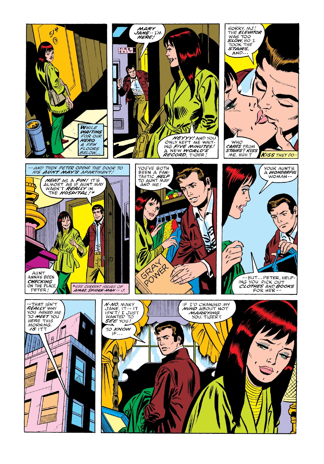 Read online Marvel Masterworks: The Spectacular Spider-Man comic -  Issue # TPB 2 (Part 2) - 4