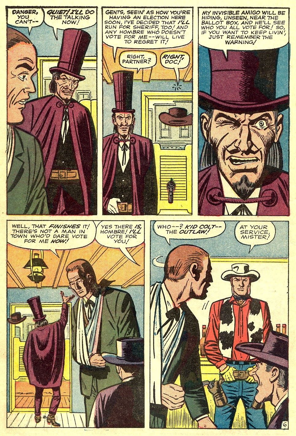 Kid Colt Outlaw issue 116 - Page 10