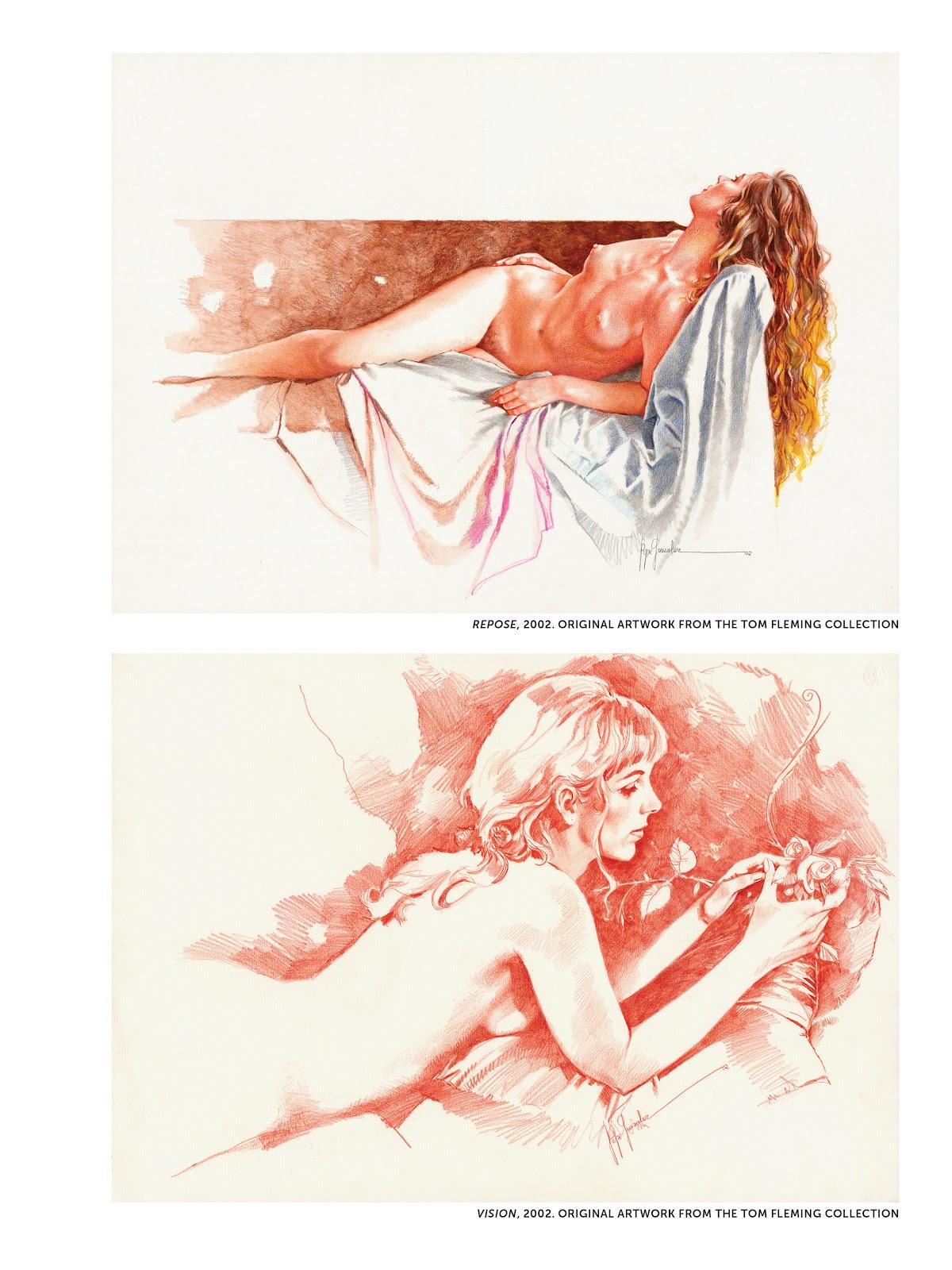 Read online The Art of Jose Gonzalez comic -  Issue # TPB (Part 3) - 34