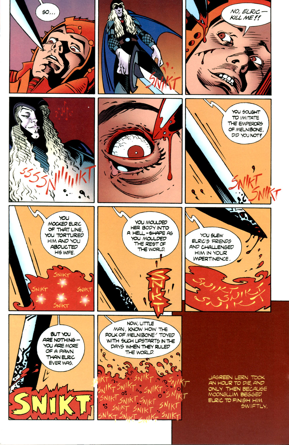 Read online Elric: Stormbringer comic -  Issue #7 - 18