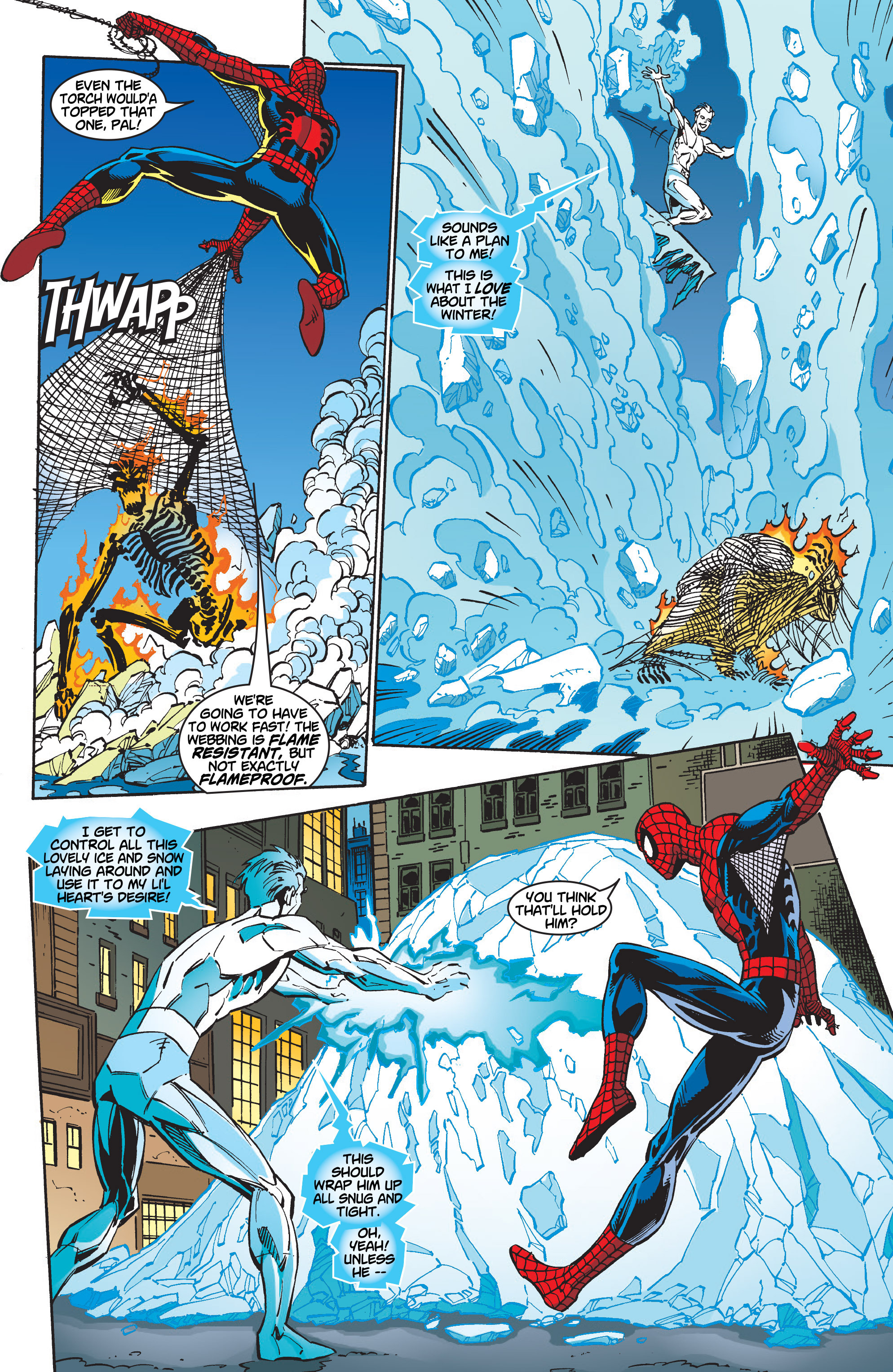 The Amazing Spider-Man (1999) 3 Page 16