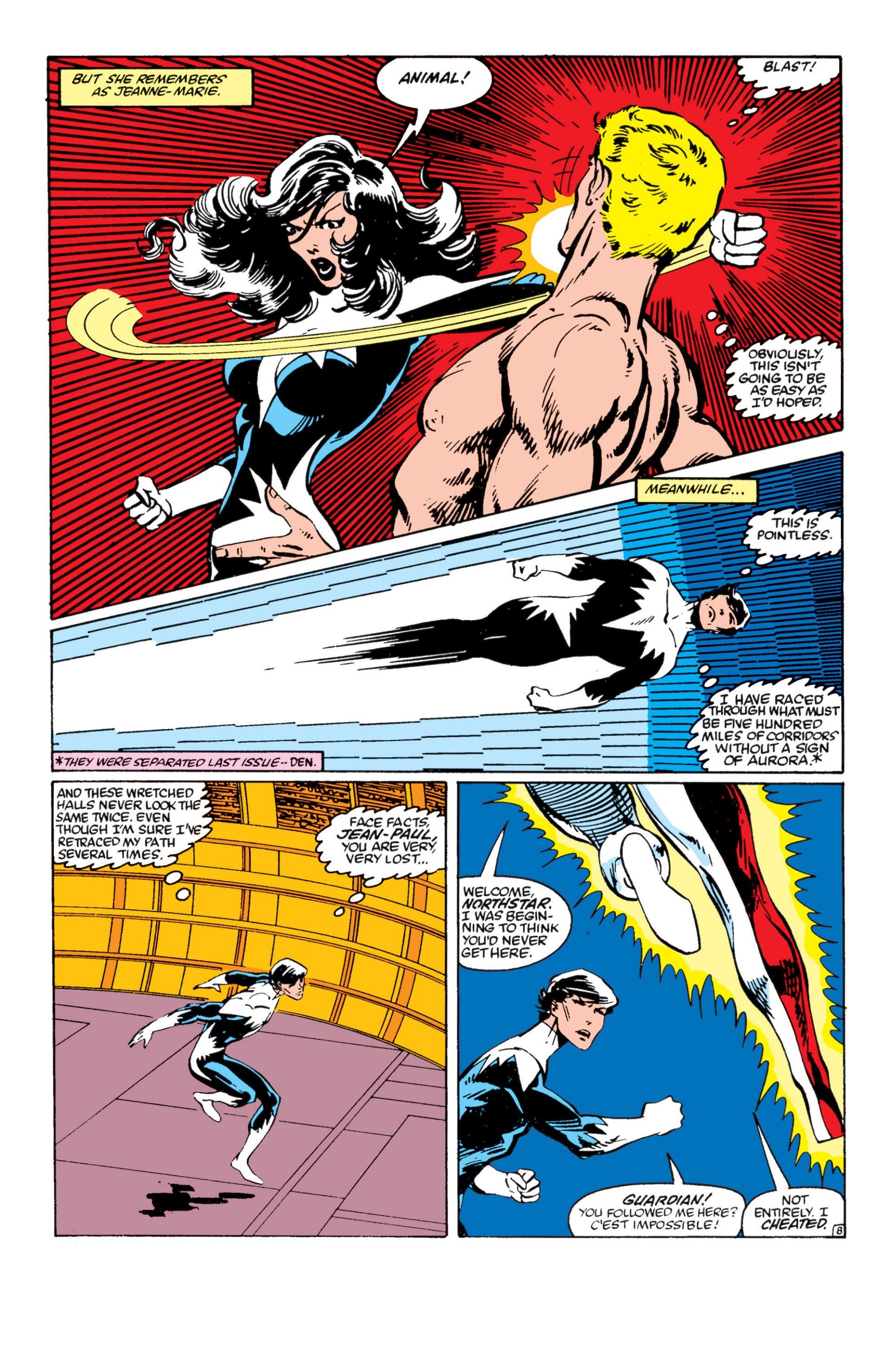 Read online Alpha Flight (1983) comic -  Issue #4 - 9