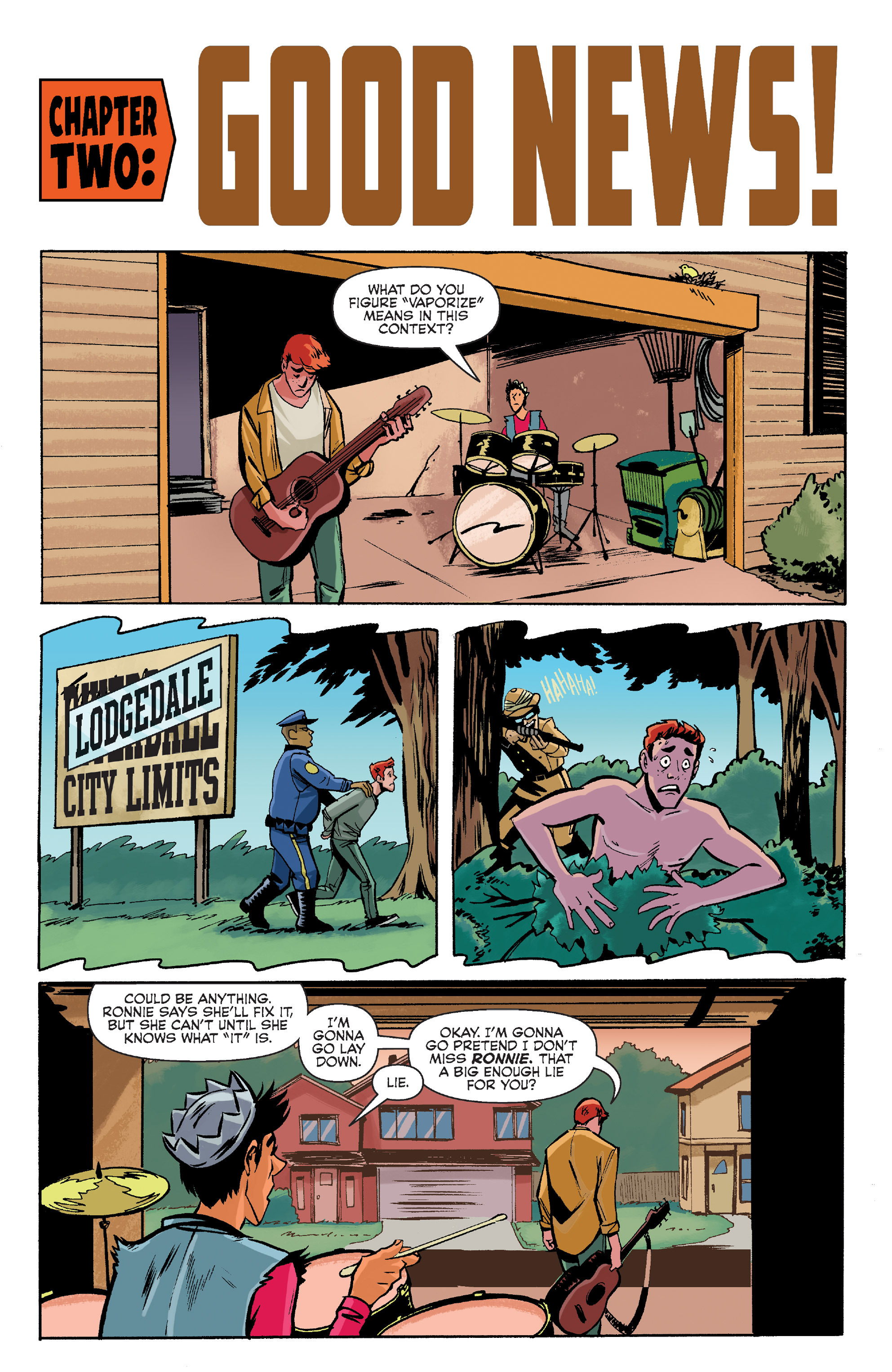 Read online Archie (2015) comic -  Issue #8 - 12