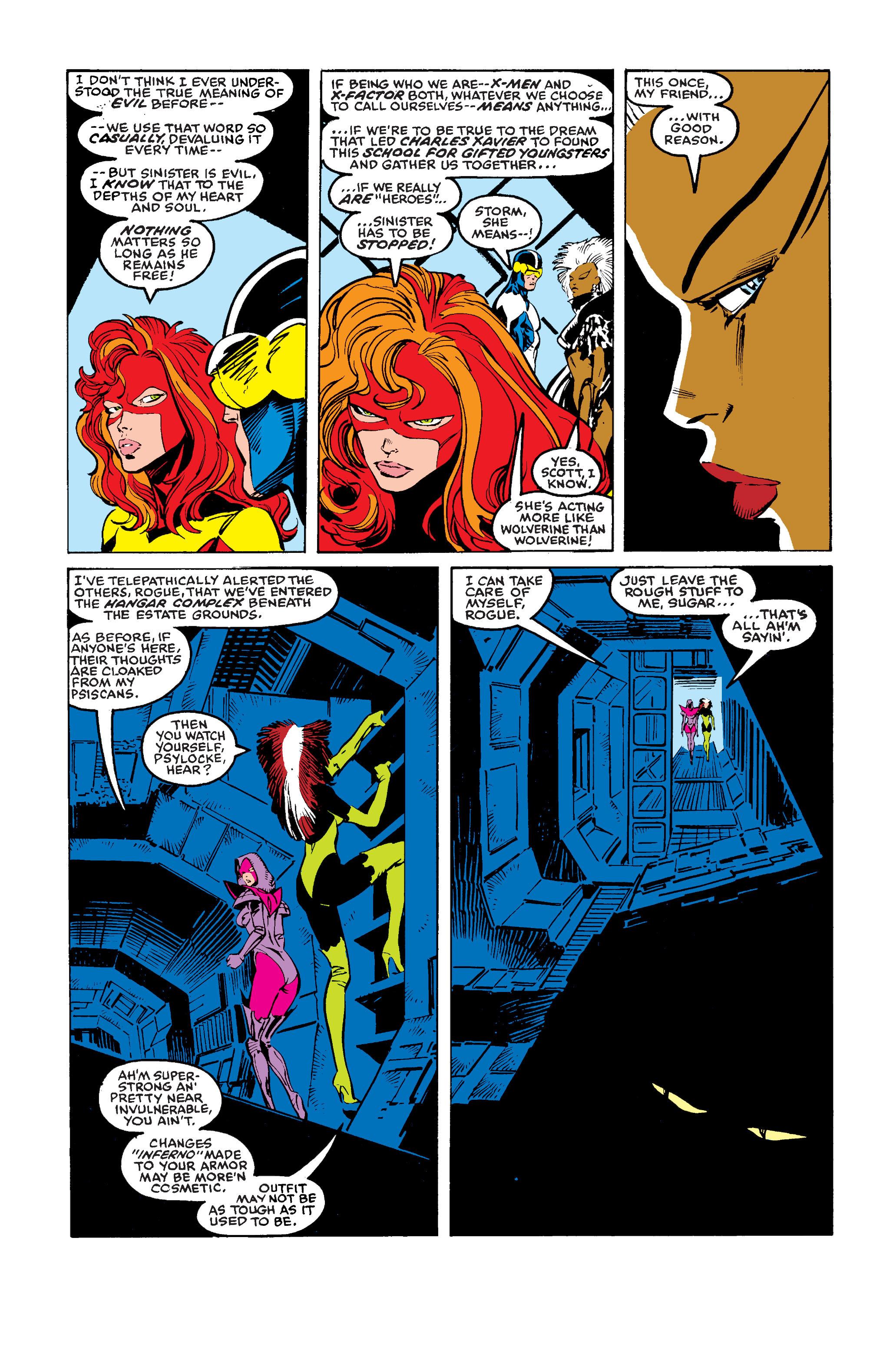 Read online Uncanny X-Men (1963) comic -  Issue #243 - 15