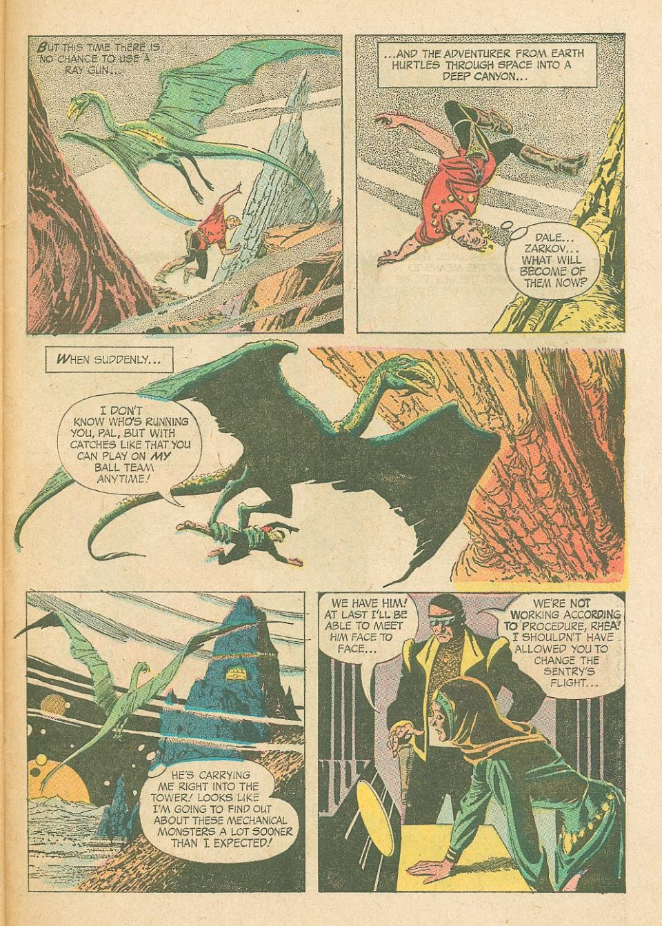 Flash Gordon (1966) issue 4 - Page 27