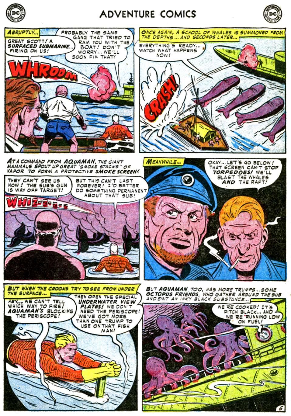 Read online Adventure Comics (1938) comic -  Issue #179 - 21