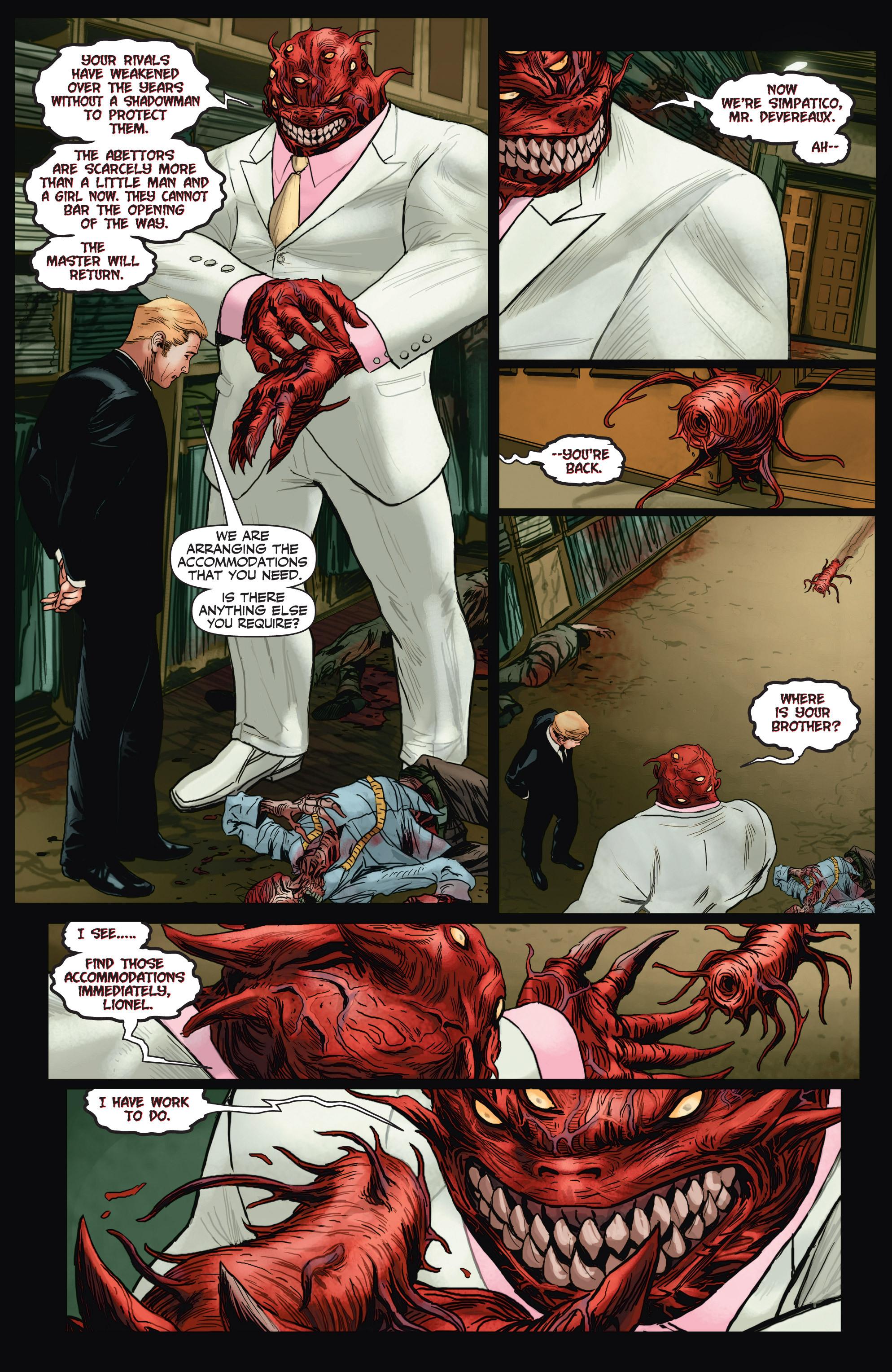 Read online Shadowman (2012) comic -  Issue #2 - 12
