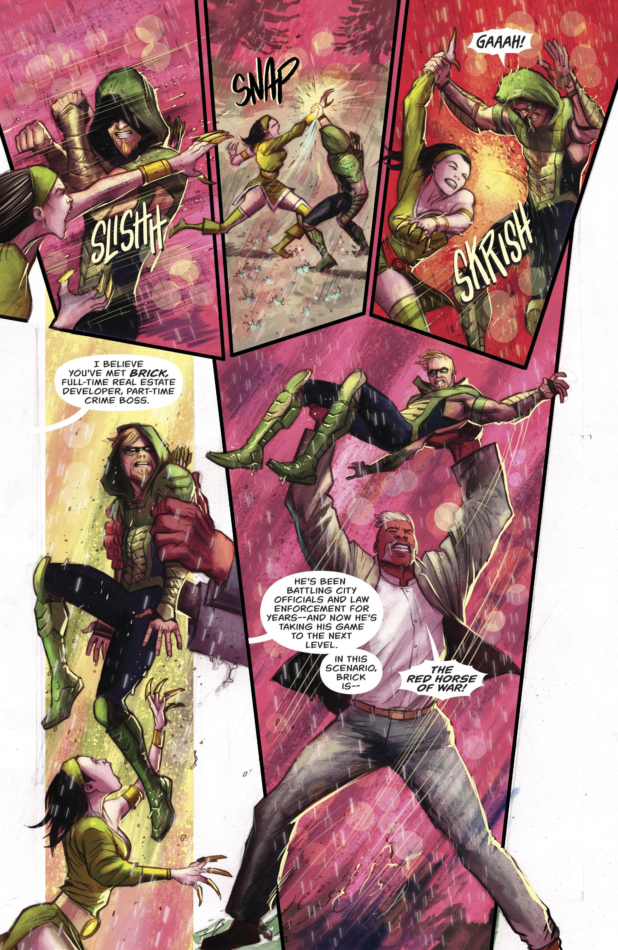 Read online Green Arrow (2016) comic -  Issue #22 - 13