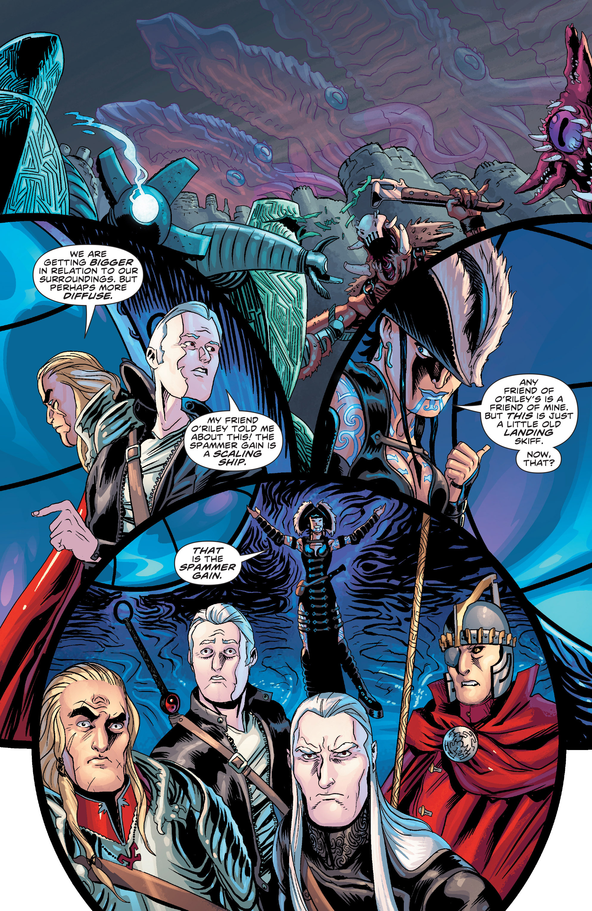 Read online Elric: The Balance Lost comic -  Issue # TPB 2 - 90