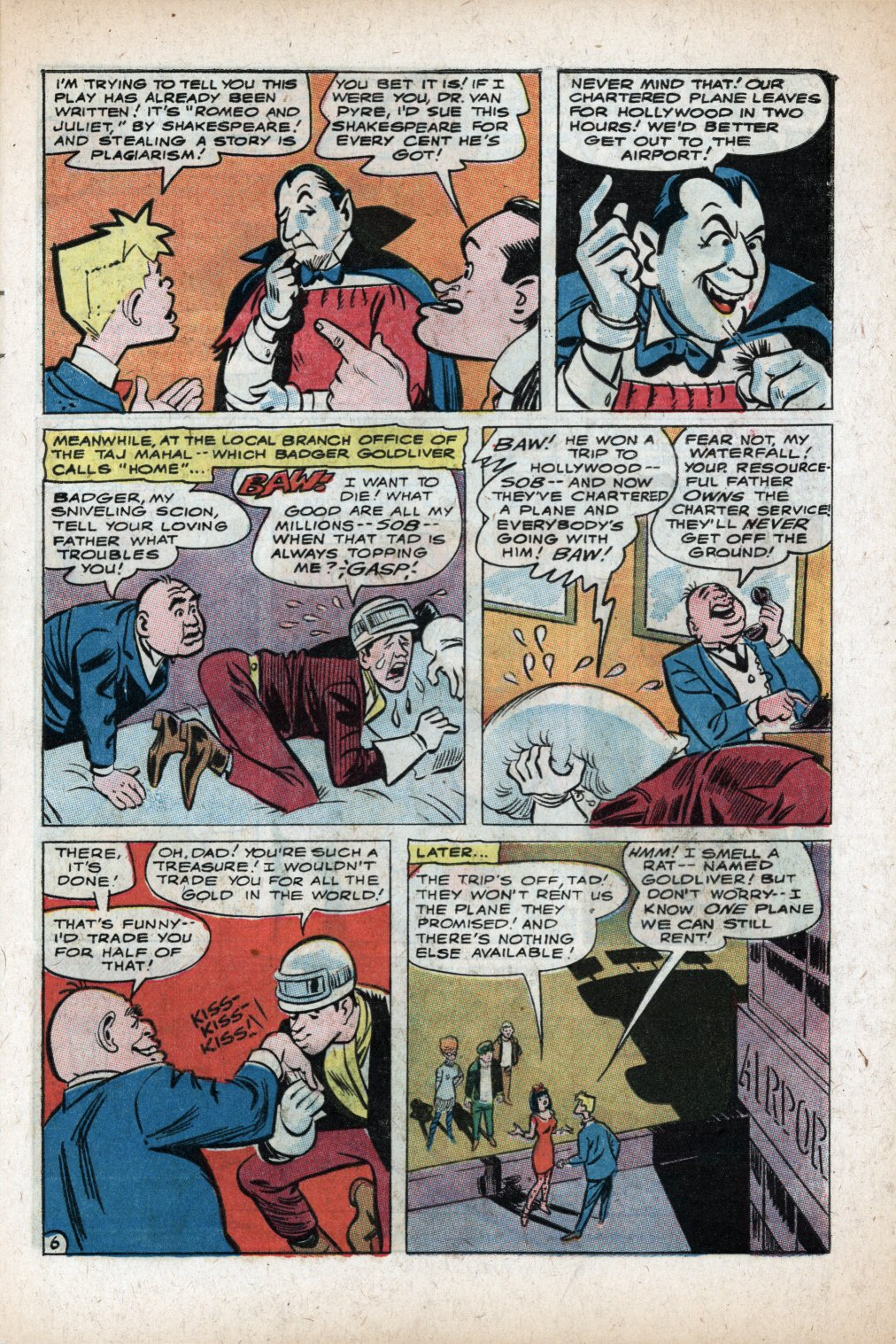 The Adventures of Bob Hope issue 105 - Page 9