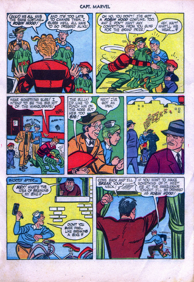 Captain Marvel Adventures issue 87 - Page 34