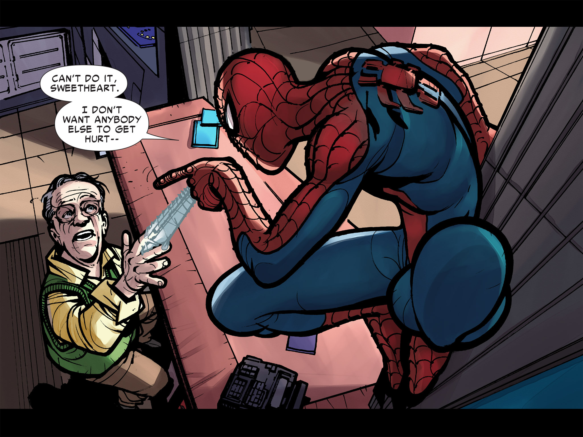 Read online Amazing Spider-Man: Who Am I? comic -  Issue # Full (Part 2) - 61