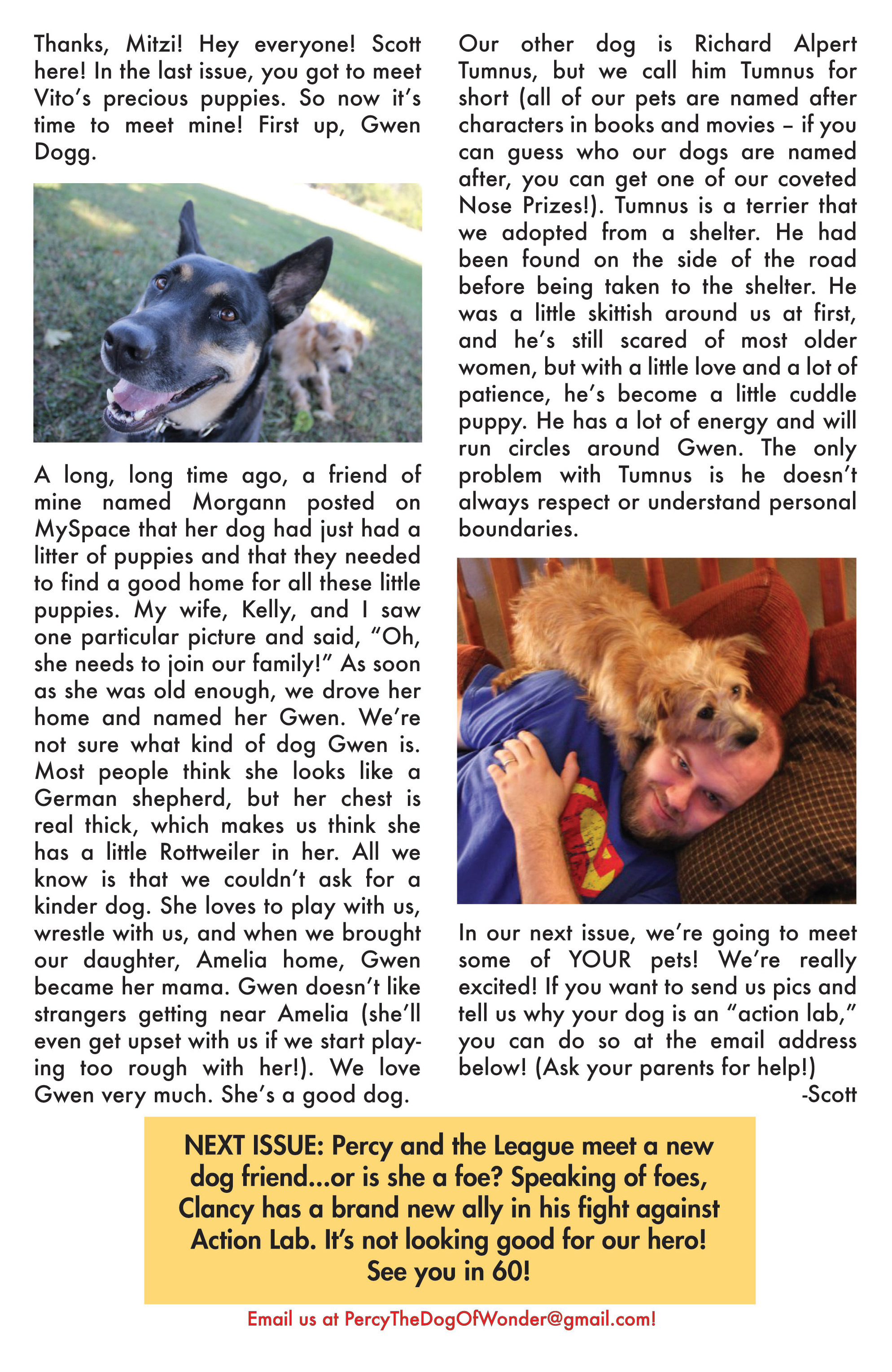 Read online Action Lab, Dog of Wonder comic -  Issue #3 - 25