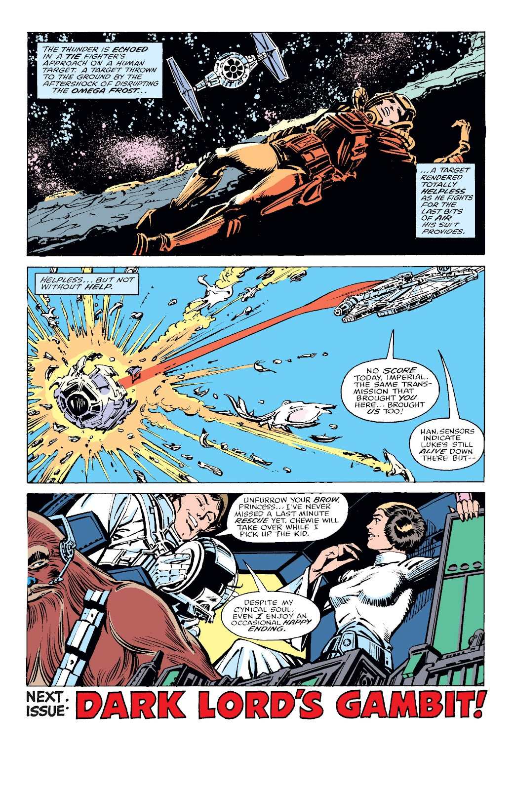 Read online Star Wars Legends: The Original Marvel Years - Epic Collection comic -  Issue # TPB 2 (Part 3) - 1