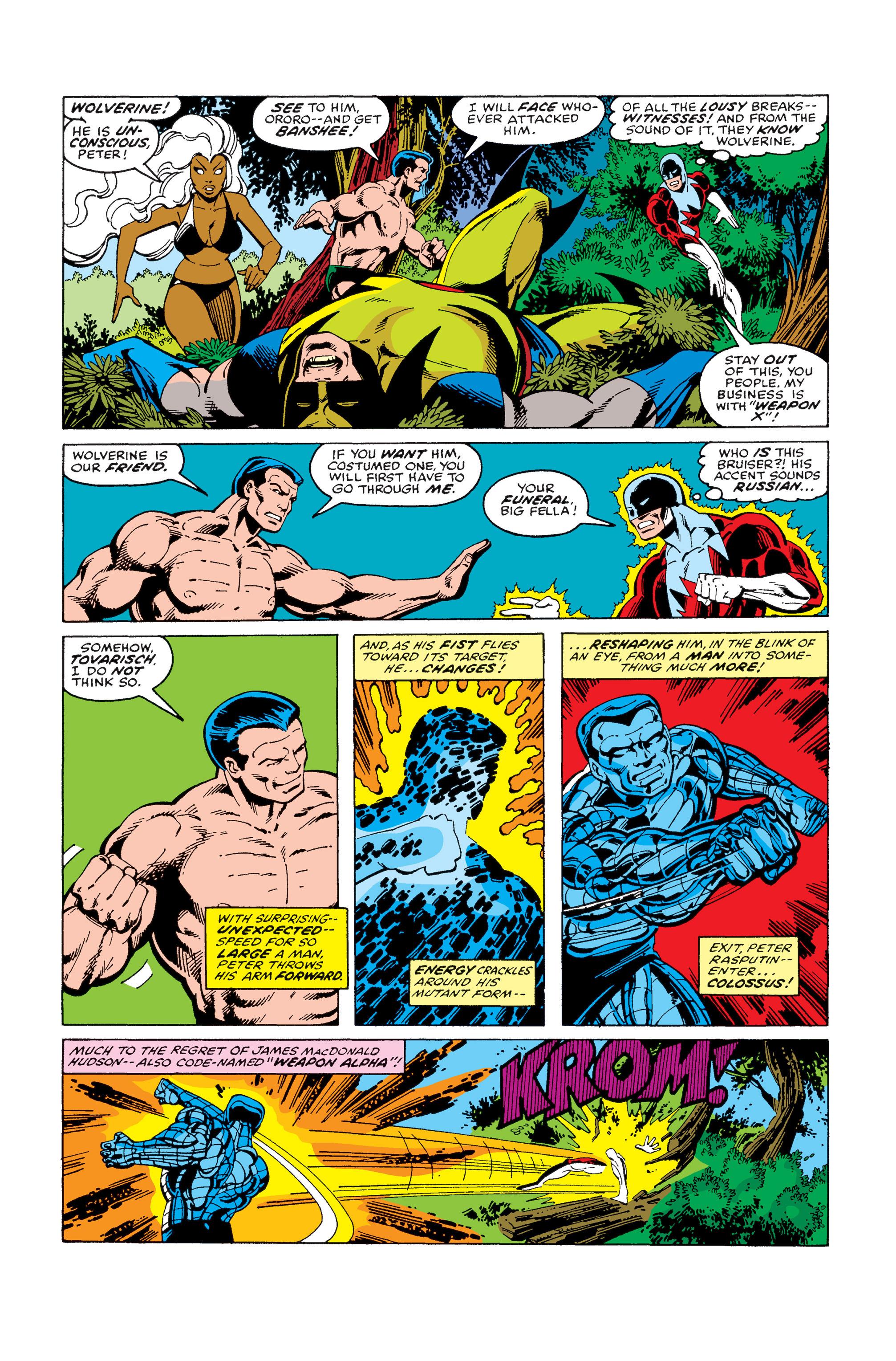 Read online Uncanny X-Men (1963) comic -  Issue #109 - 15
