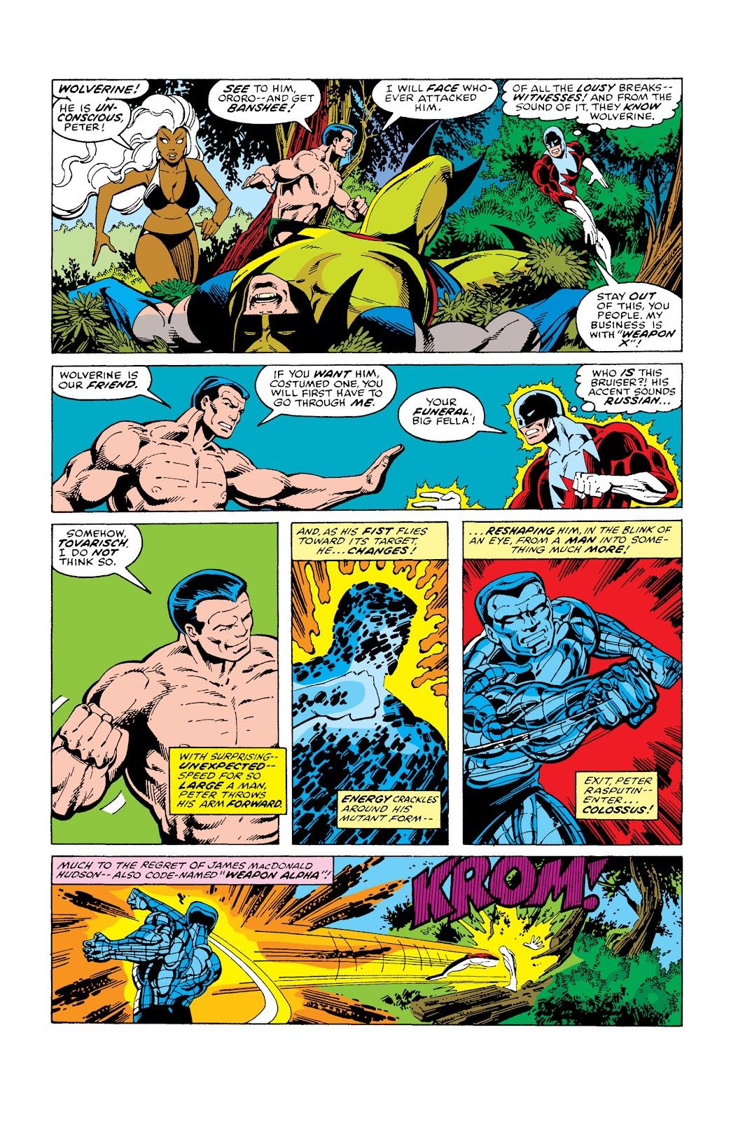 Uncanny X-Men (1963) issue 109 - Page 15