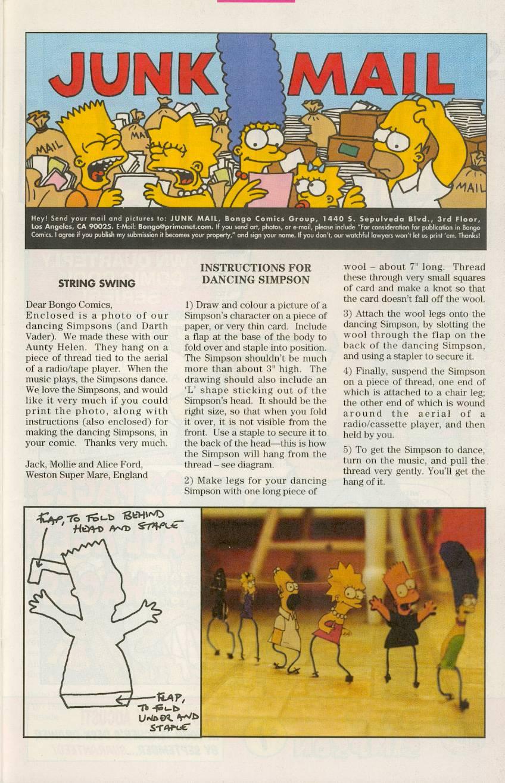 Read online Simpsons Comics comic -  Issue #49 - 23