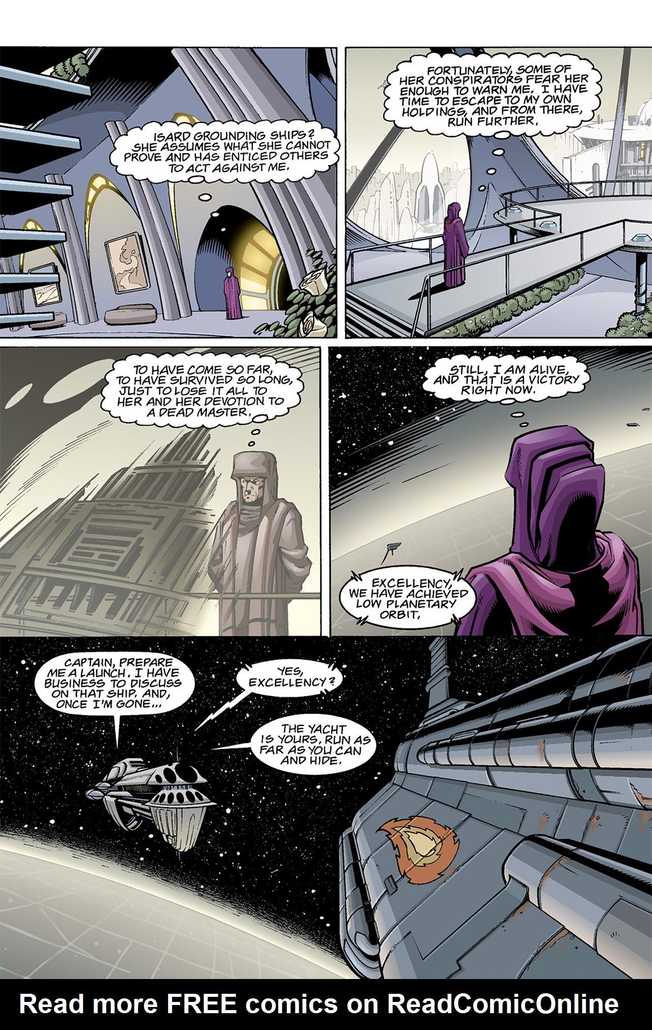 Read online Star Wars Omnibus comic -  Issue # Vol. 3 - 278