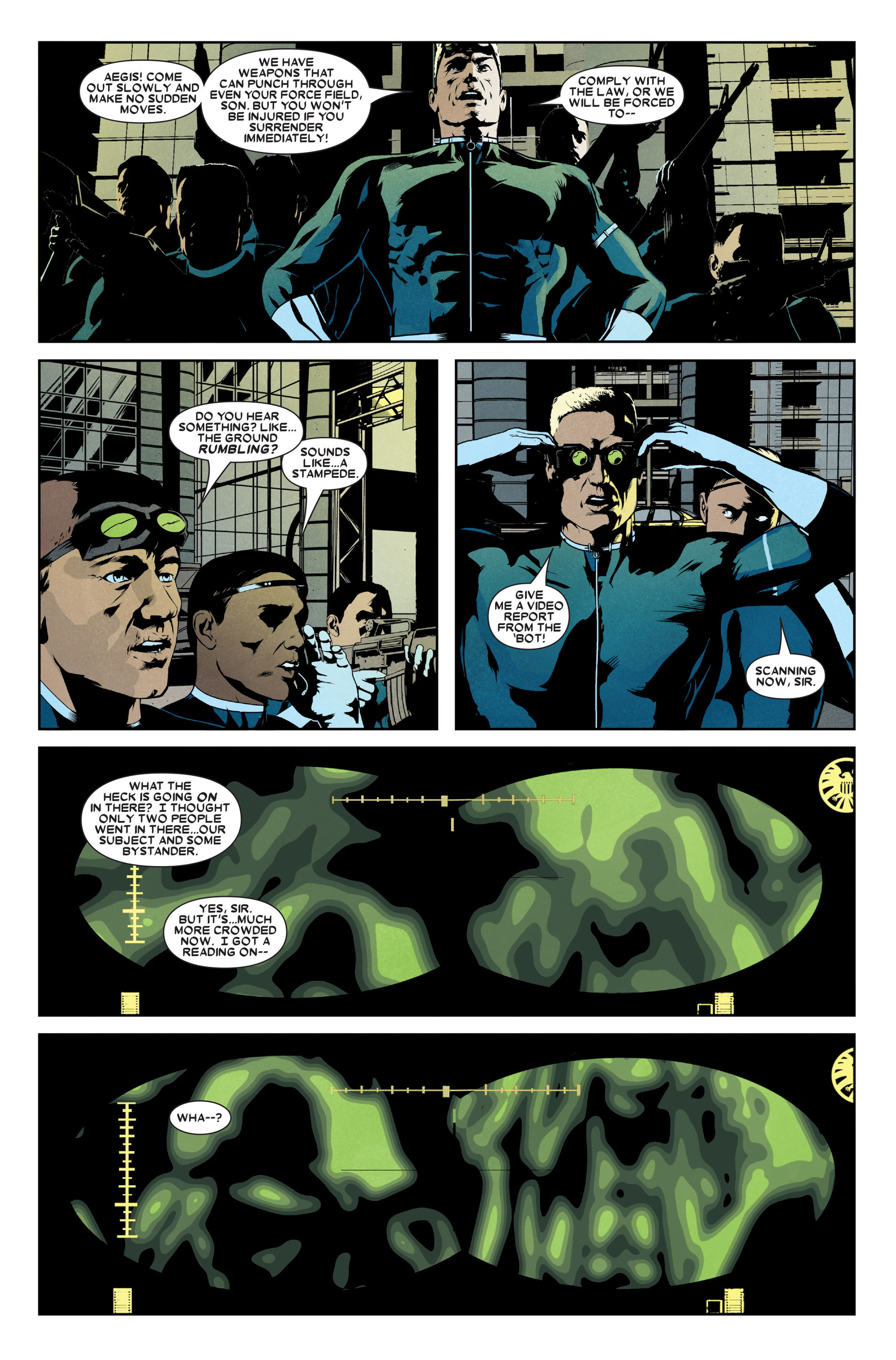 Read online X-Factor (2006) comic -  Issue #9 - 11